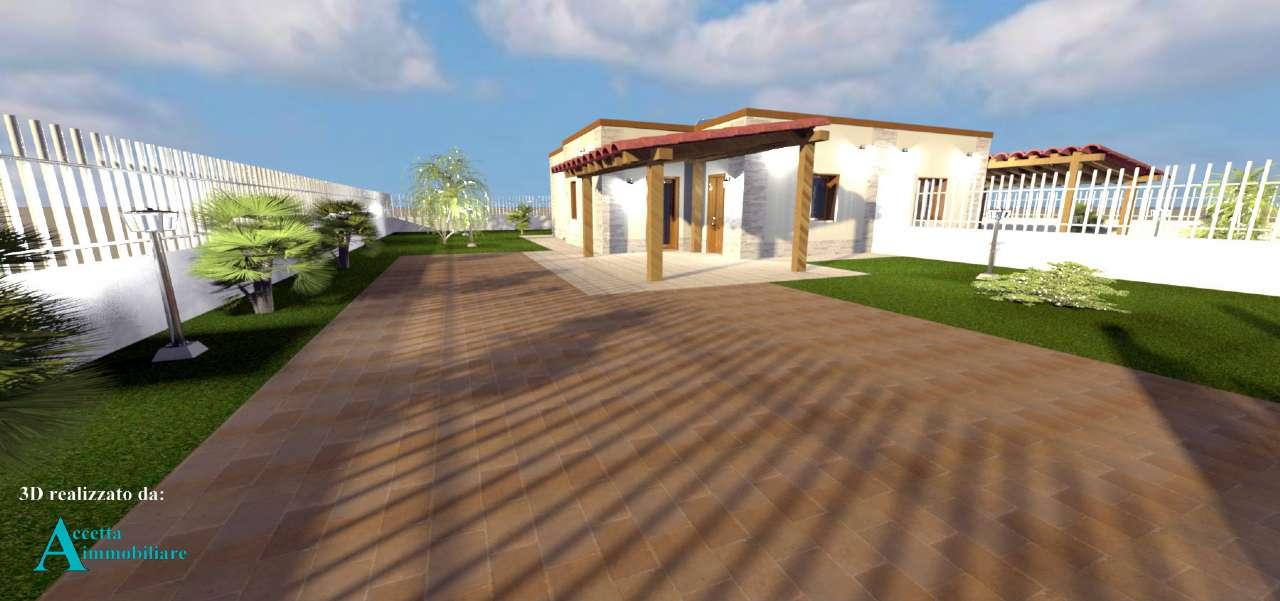Villa in vendita a Taranto, 3 locali, prezzo € 160.000 | CambioCasa.it