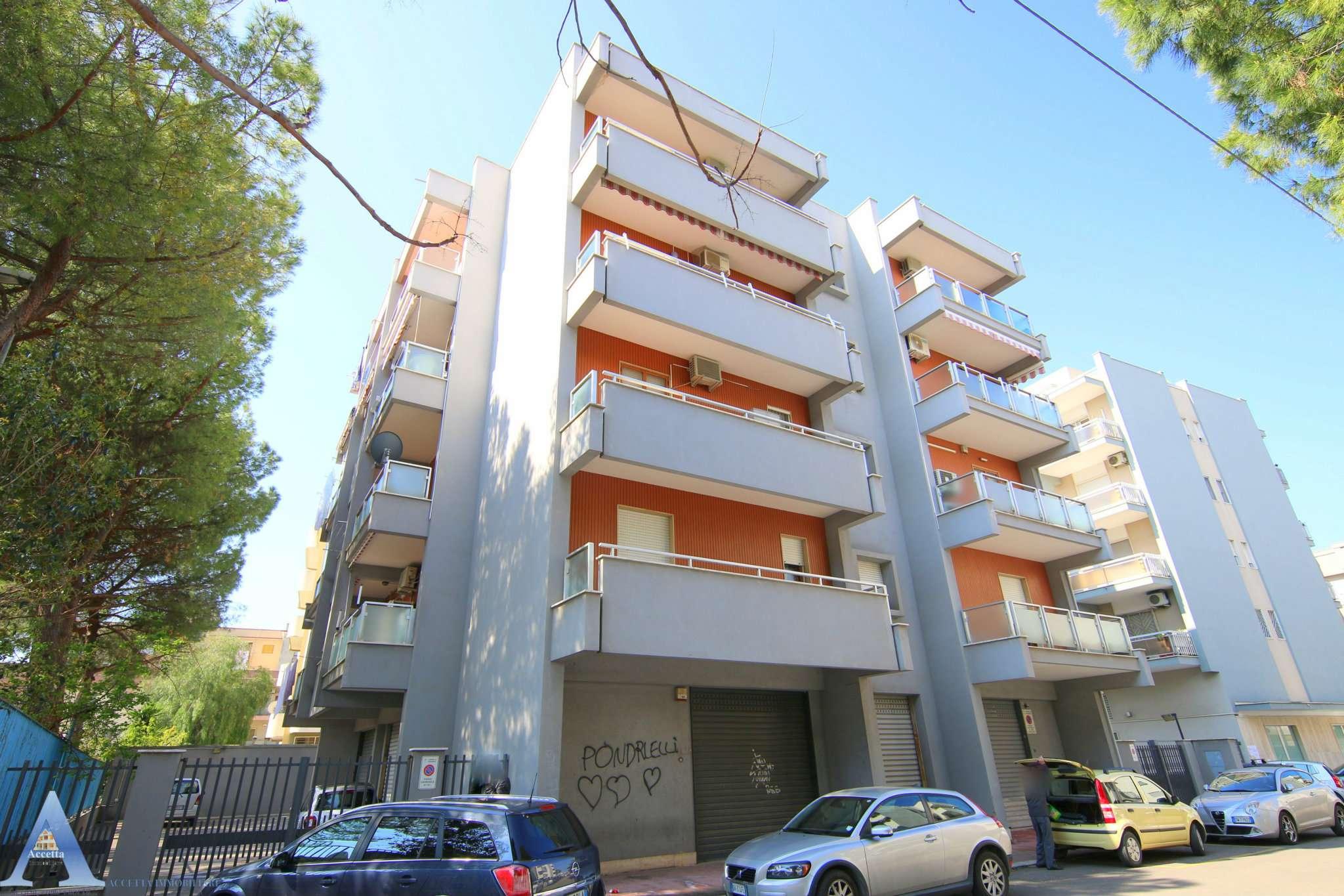 Appartamento in vendita a Taranto, 3 locali, prezzo € 118.000 | CambioCasa.it