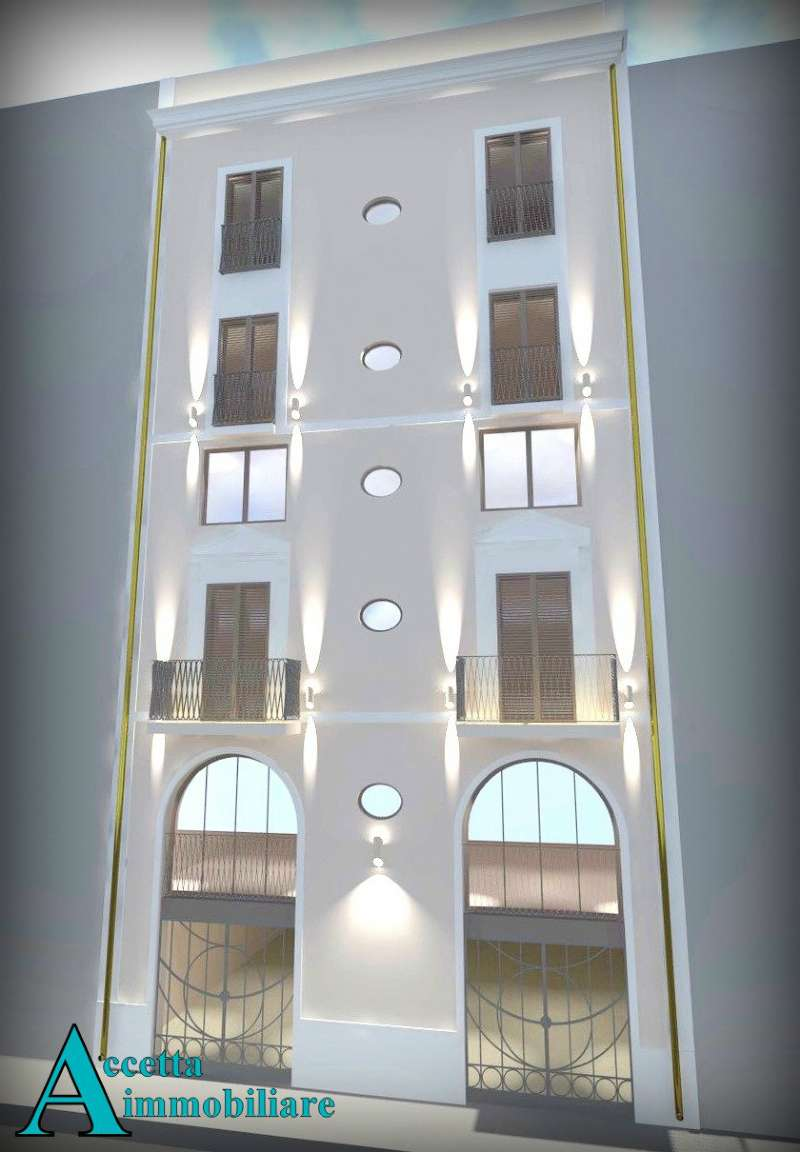 Appartamento in vendita a Taranto, 3 locali, prezzo € 210.000 | CambioCasa.it