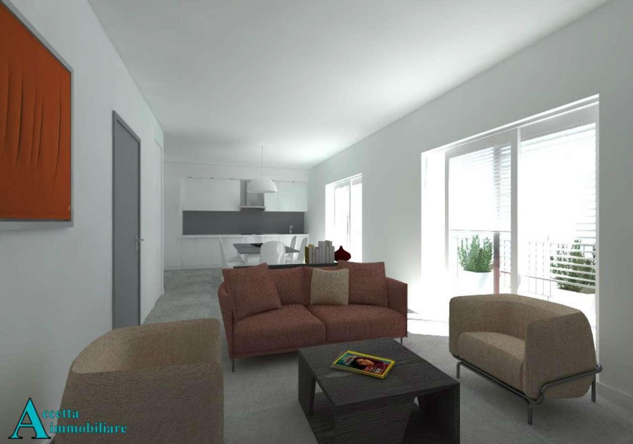 Appartamento in vendita a Taranto, 3 locali, prezzo € 215.000 | CambioCasa.it
