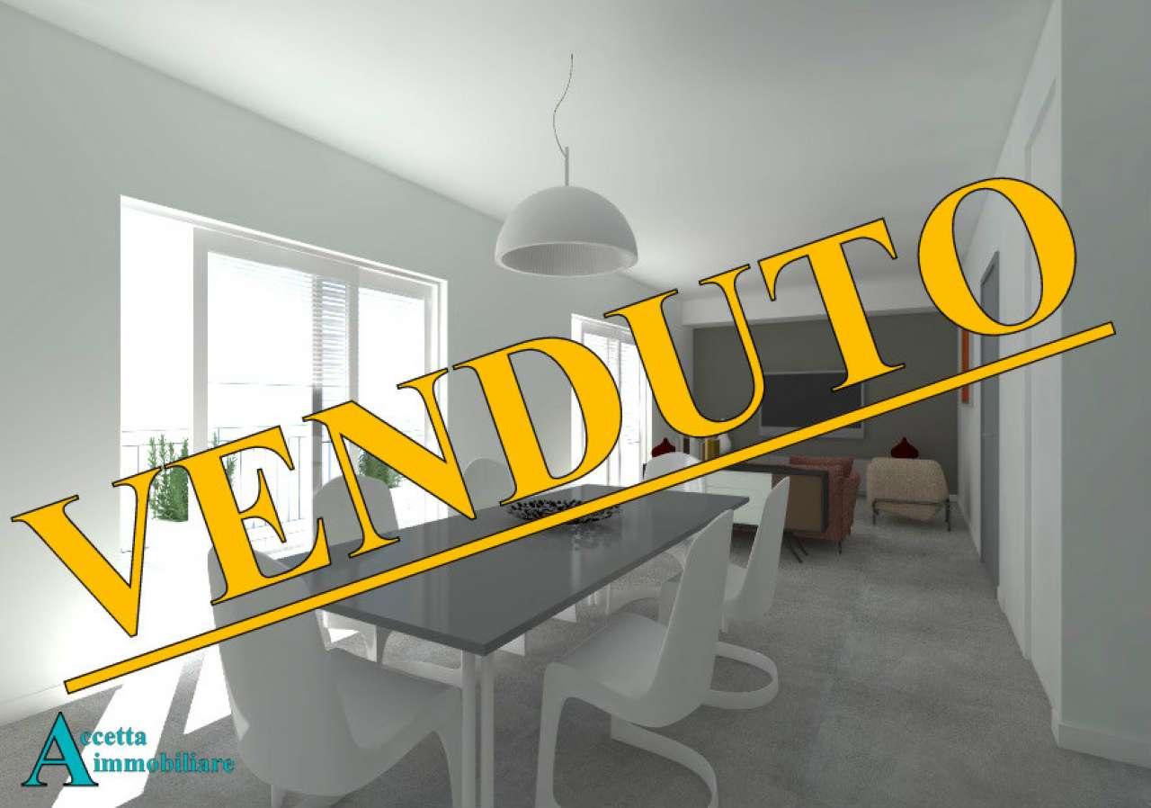 Attico / Mansarda in vendita a Taranto, 4 locali, prezzo € 270.000 | PortaleAgenzieImmobiliari.it