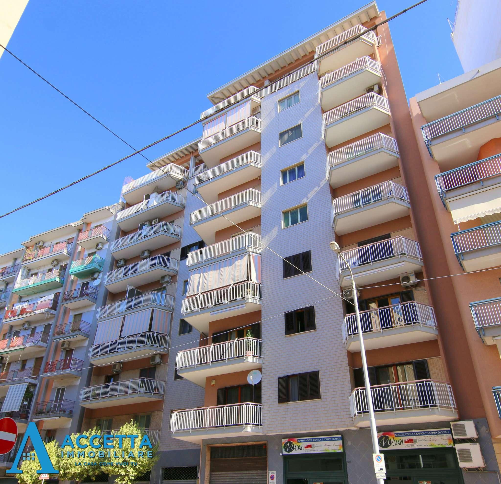 Appartamento in vendita a Taranto, 3 locali, prezzo € 155.000 | PortaleAgenzieImmobiliari.it
