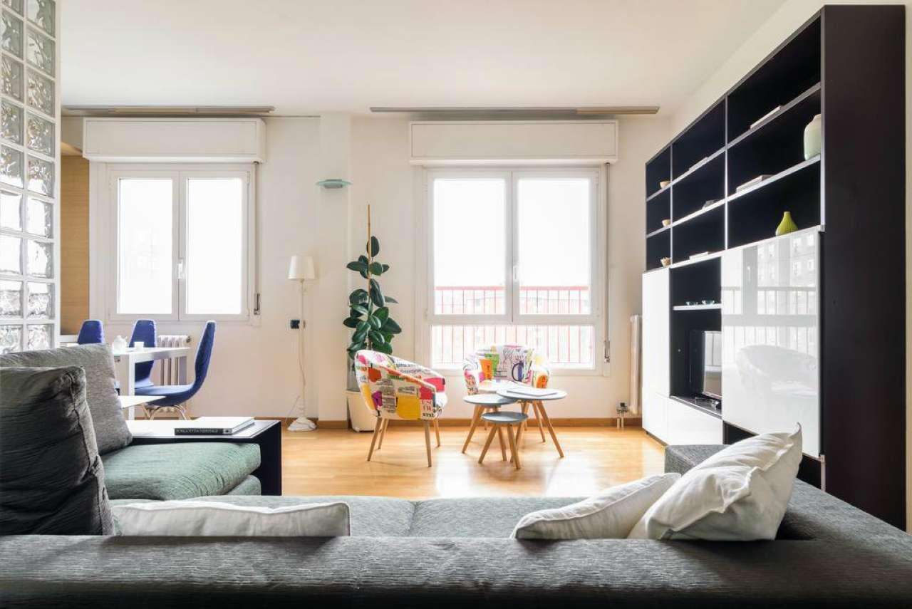 Appartamento in ottime condizioni arredato in affitto Rif. 8242554