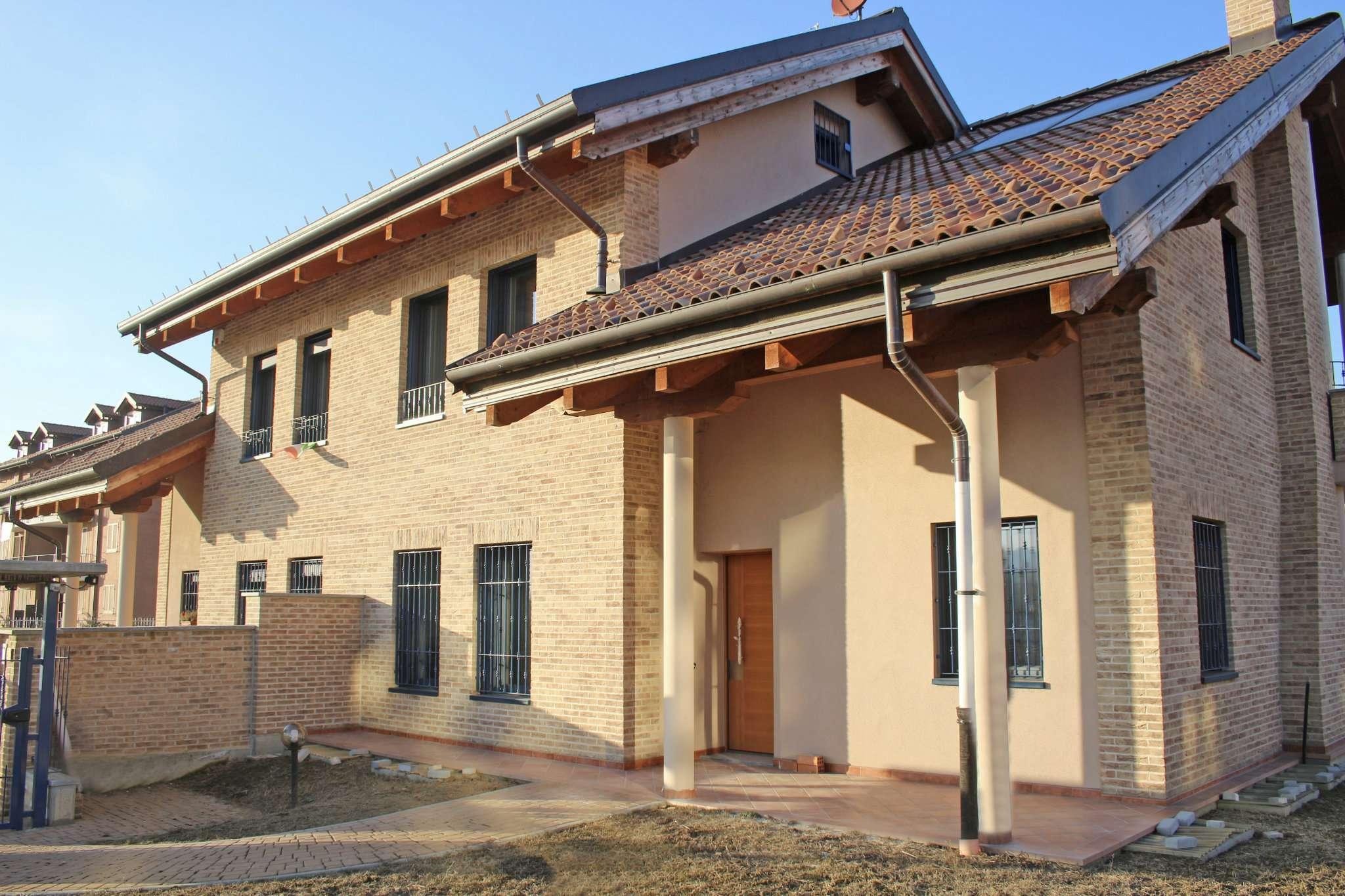 Villette a schiera in vendita a chivasso torino - Casa passiva torino ...