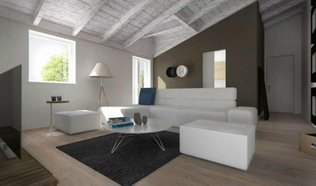 Attico / Mansarda in vendita a Casalgrande, 9 locali, prezzo € 260.000 | PortaleAgenzieImmobiliari.it