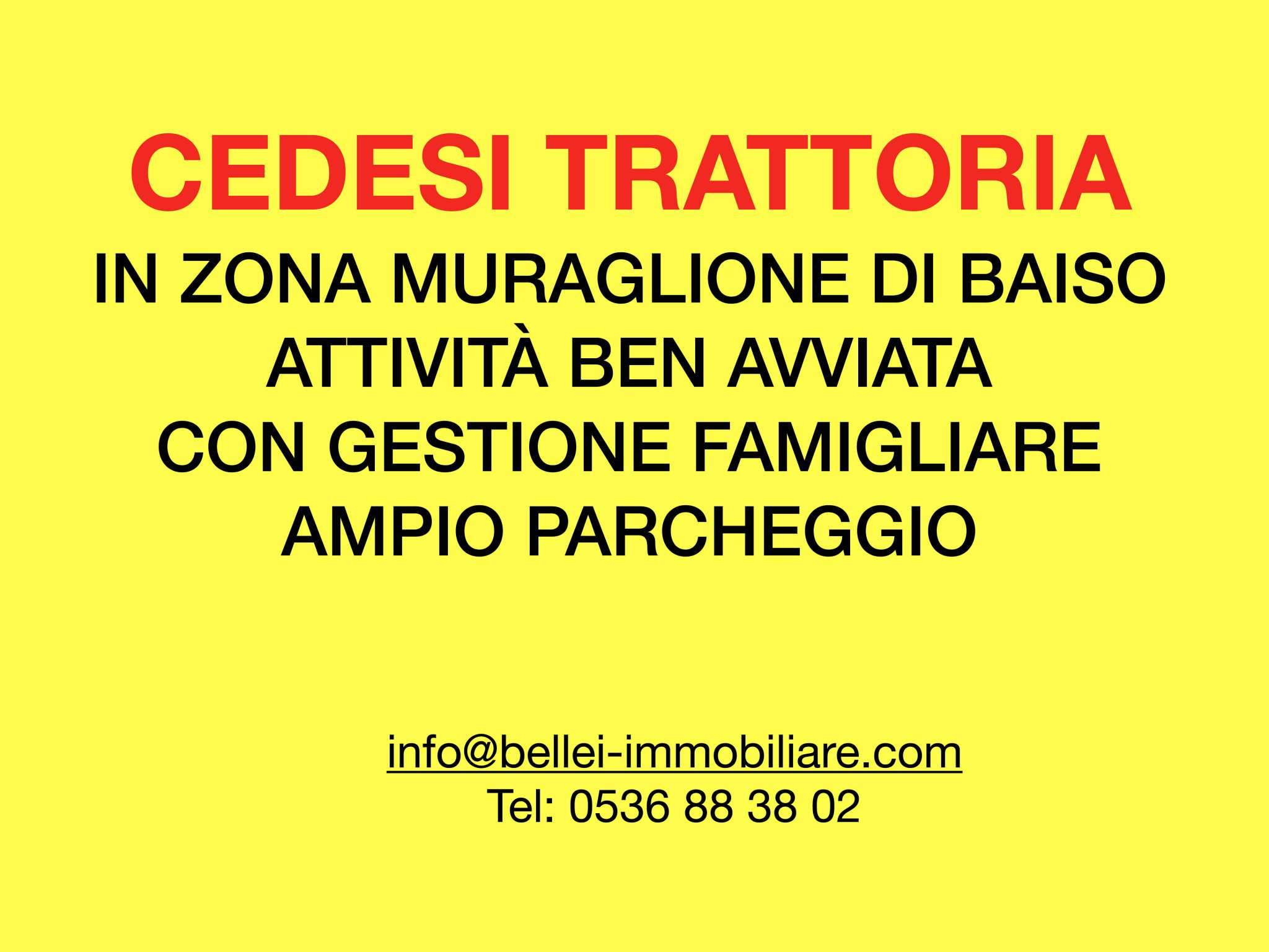 TRATTORIA TIPICA EMILIANA Rif. 4881247
