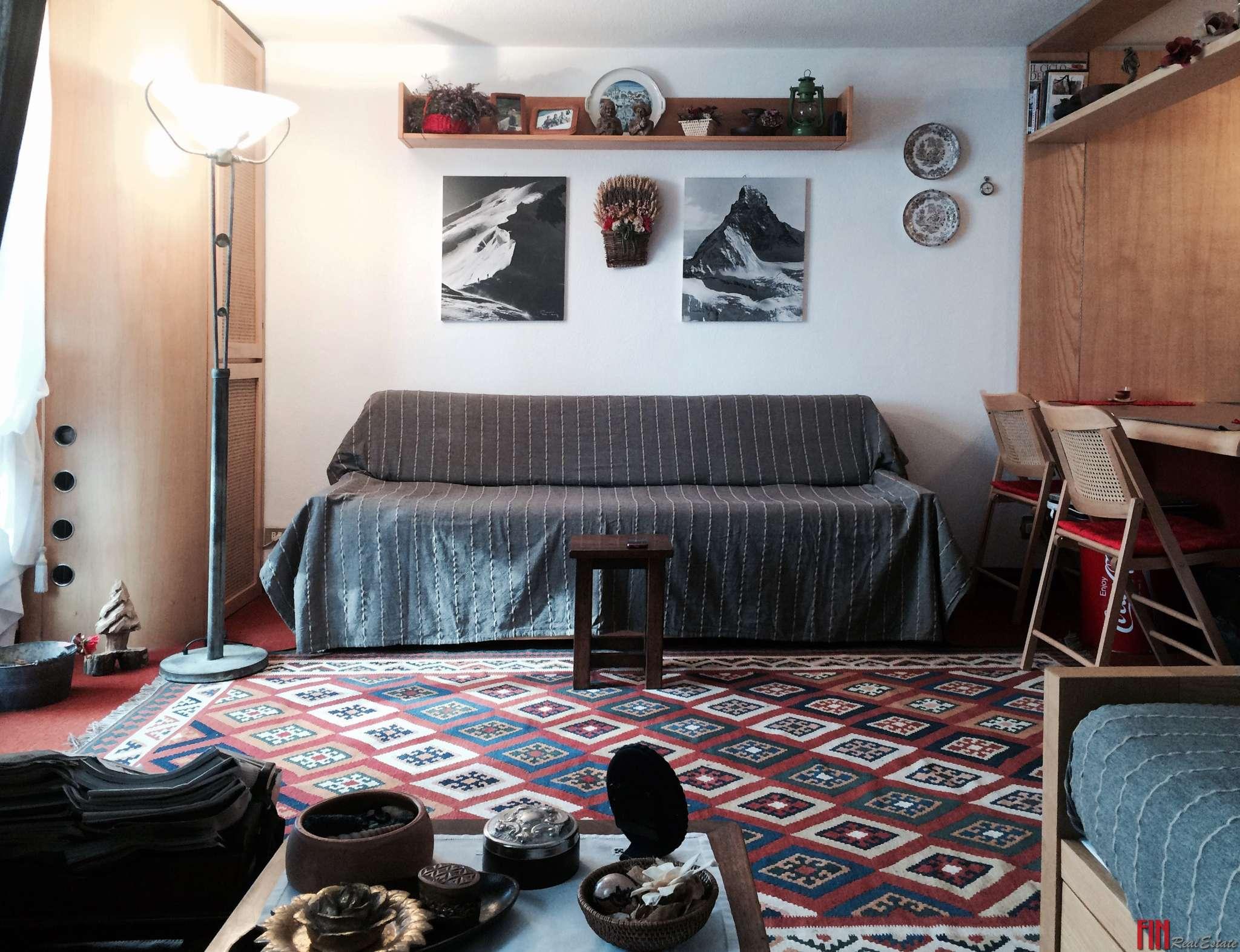 Appartamento in vendita a Valtournenche, 2 locali, prezzo € 135.000 | PortaleAgenzieImmobiliari.it