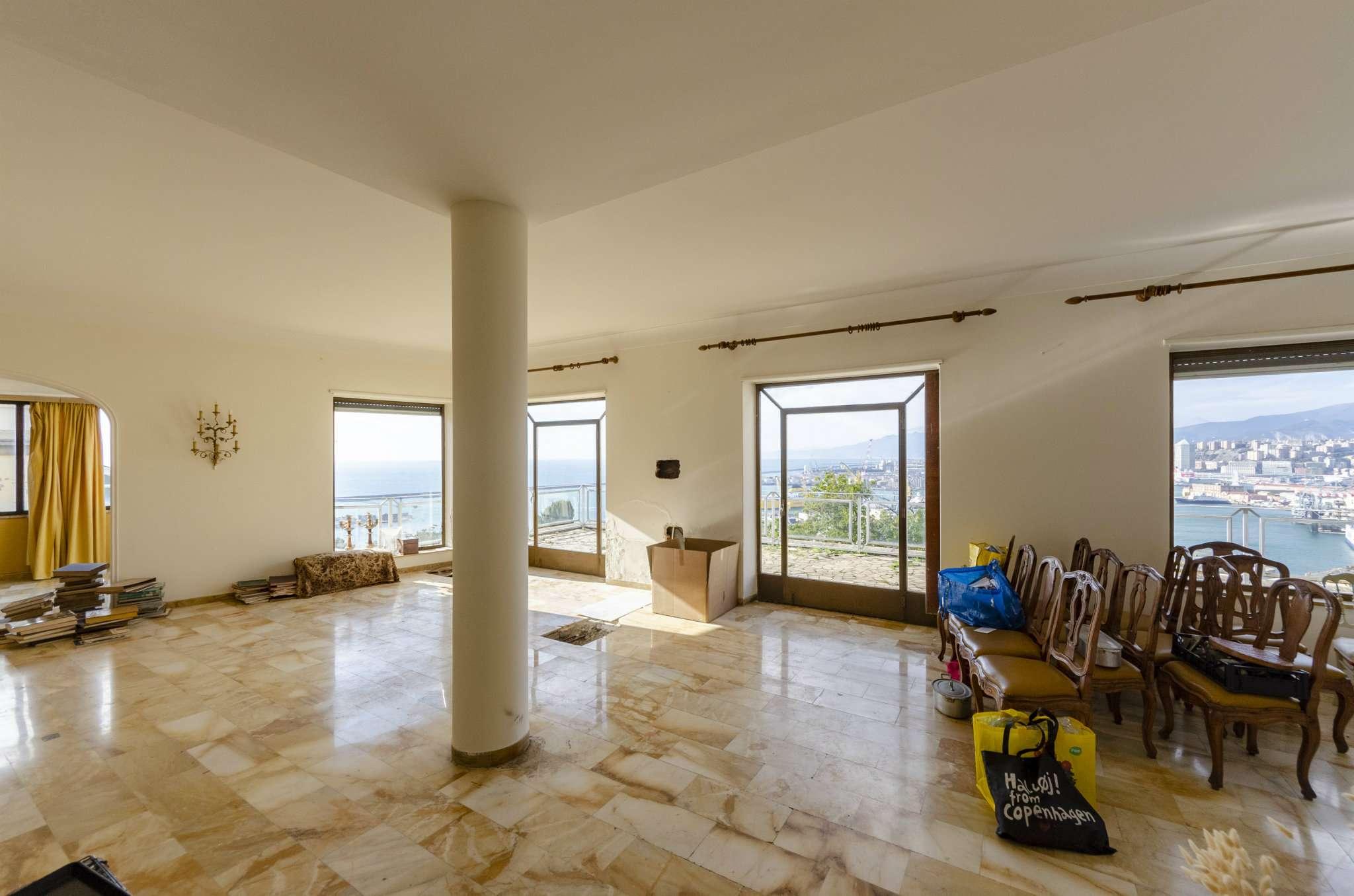 Attico / Mansarda in vendita a Genova, 9999 locali, zona Foce, Castelletto, Albaro, Carignano, Medio Levante, prezzo € 1.380.000 | PortaleAgenzieImmobiliari.it