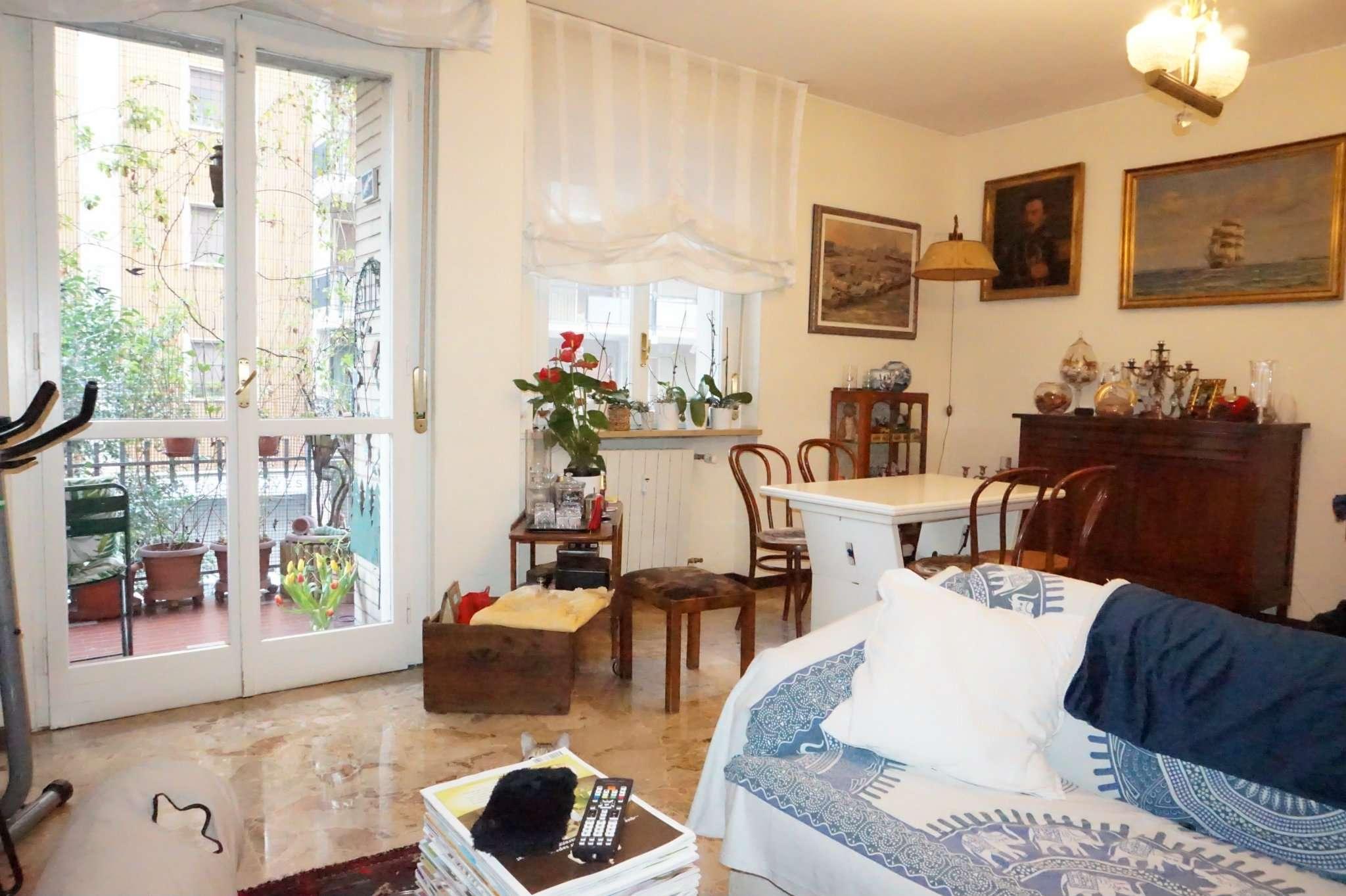 Appartamento in vendita a Melegnano, 4 locali, prezzo € 190.000 | CambioCasa.it