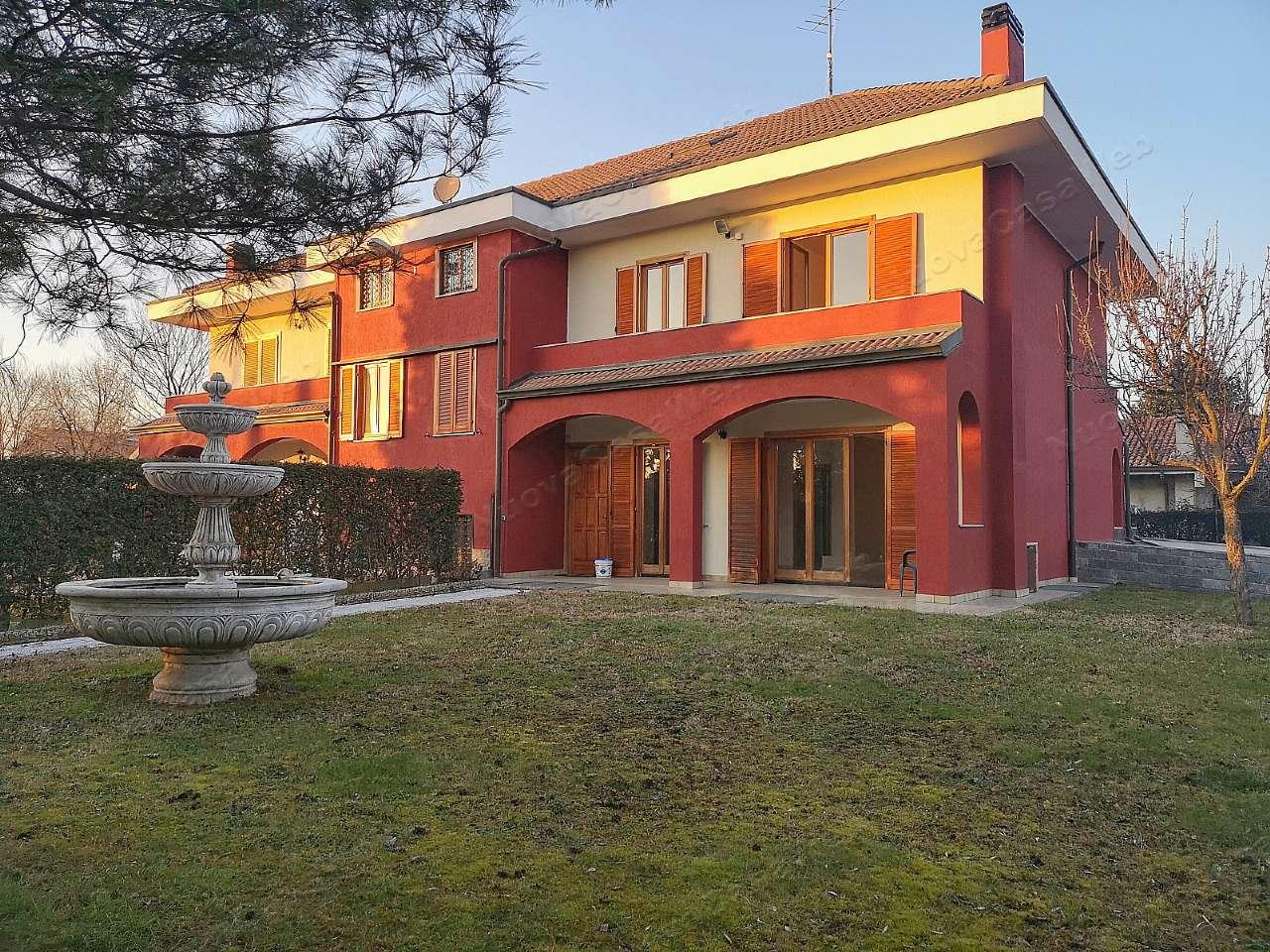 Villa in affitto a Lainate, 5 locali, prezzo € 2.200 | CambioCasa.it
