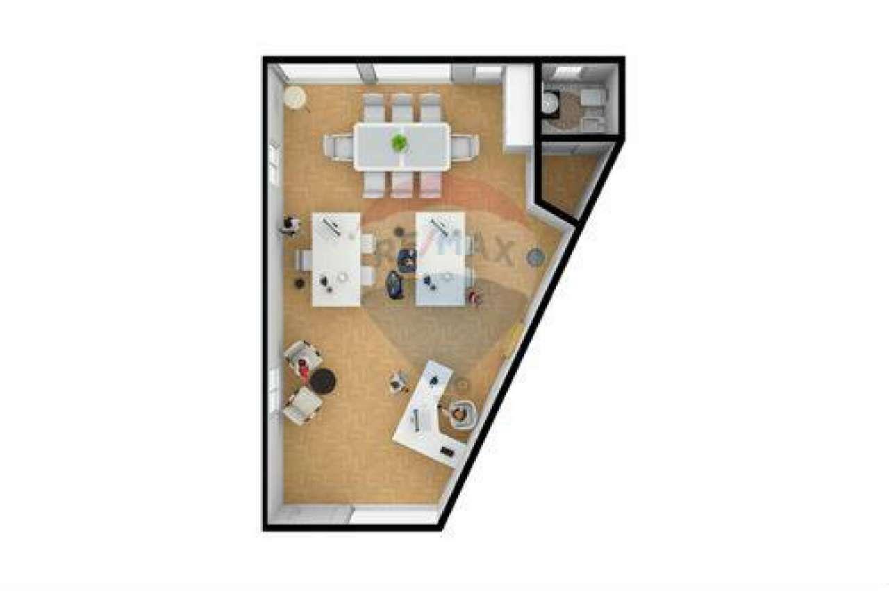 Ufficio / Studio in affitto a Arese, 1 locali, prezzo € 700 | CambioCasa.it