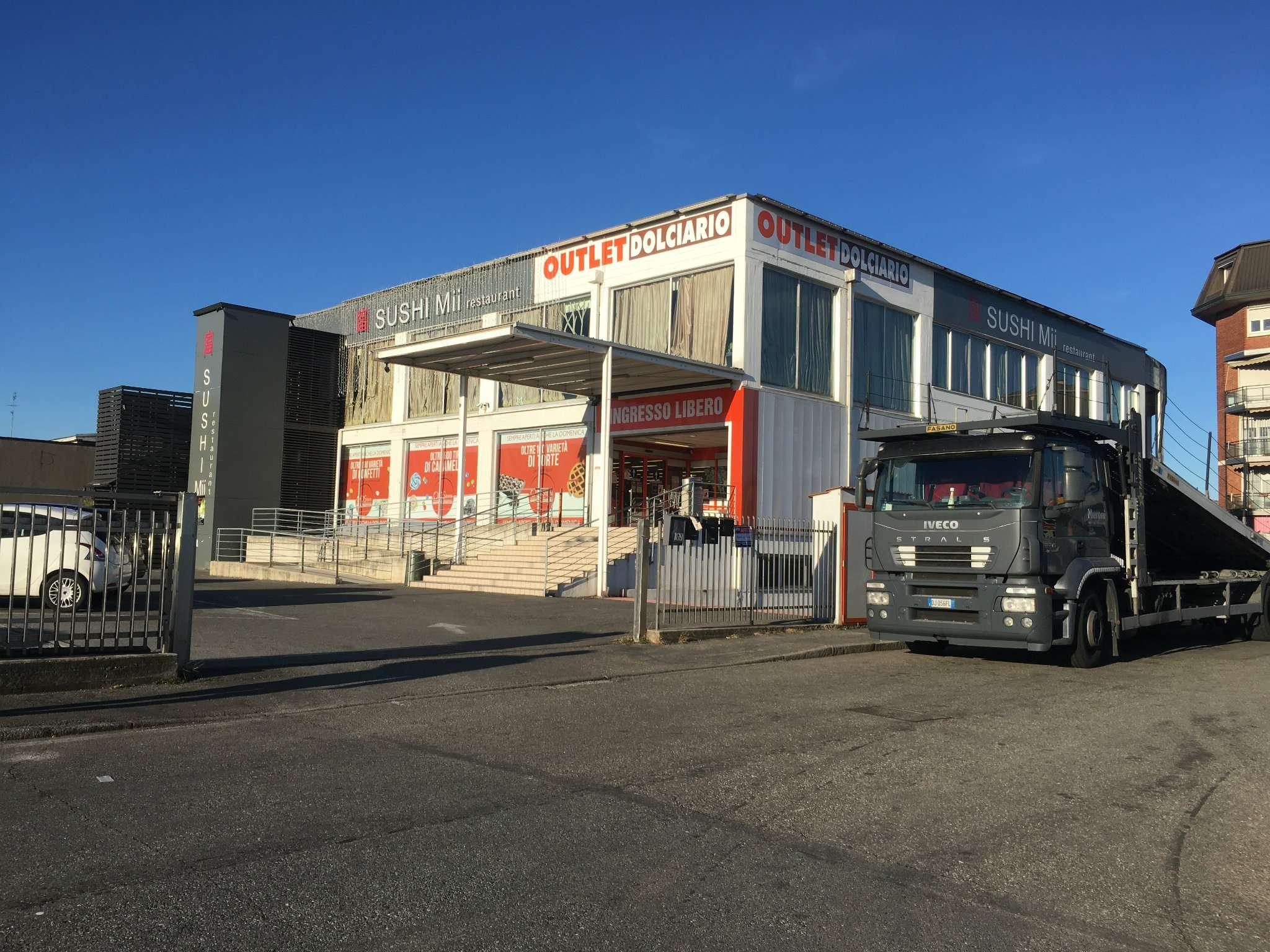 Laboratorio in vendita a Baranzate, 4 locali, prezzo € 2.500 | PortaleAgenzieImmobiliari.it