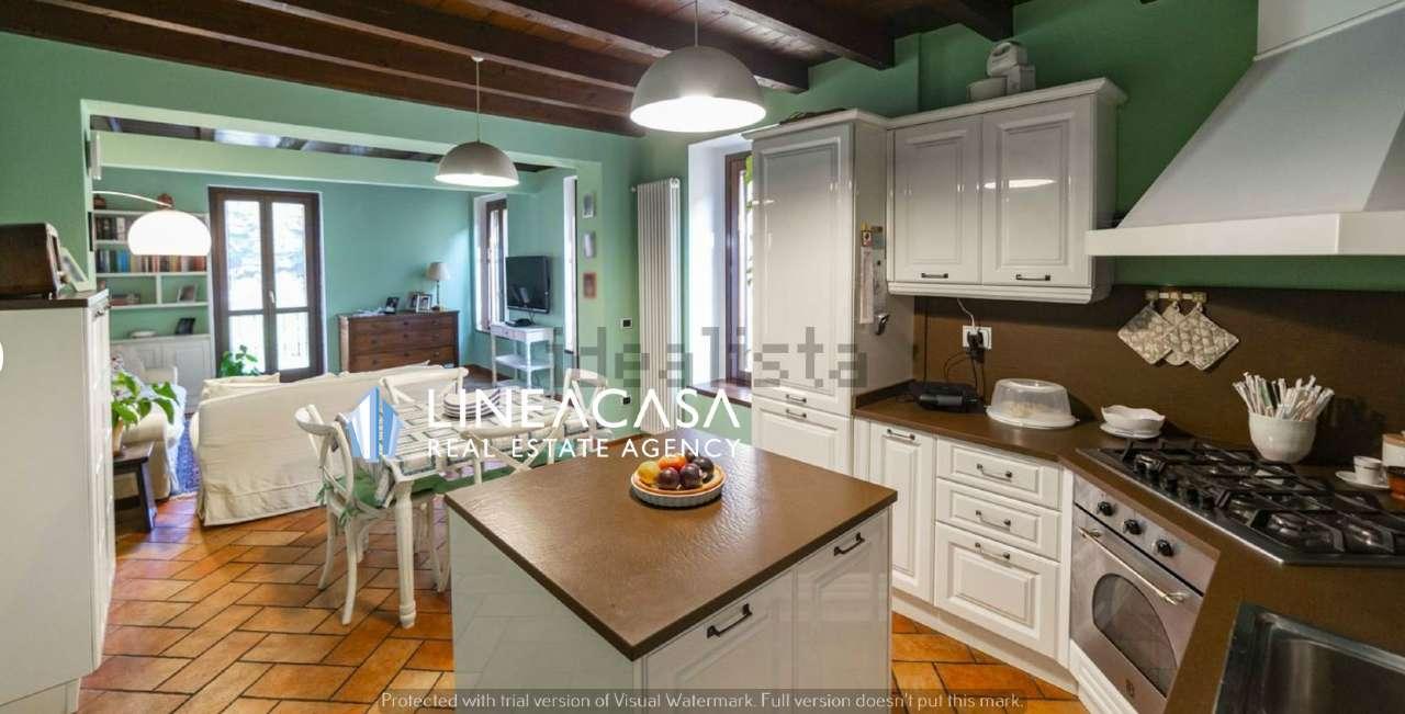 Attico / Mansarda in vendita a Binasco, 4 locali, prezzo € 360.000   PortaleAgenzieImmobiliari.it