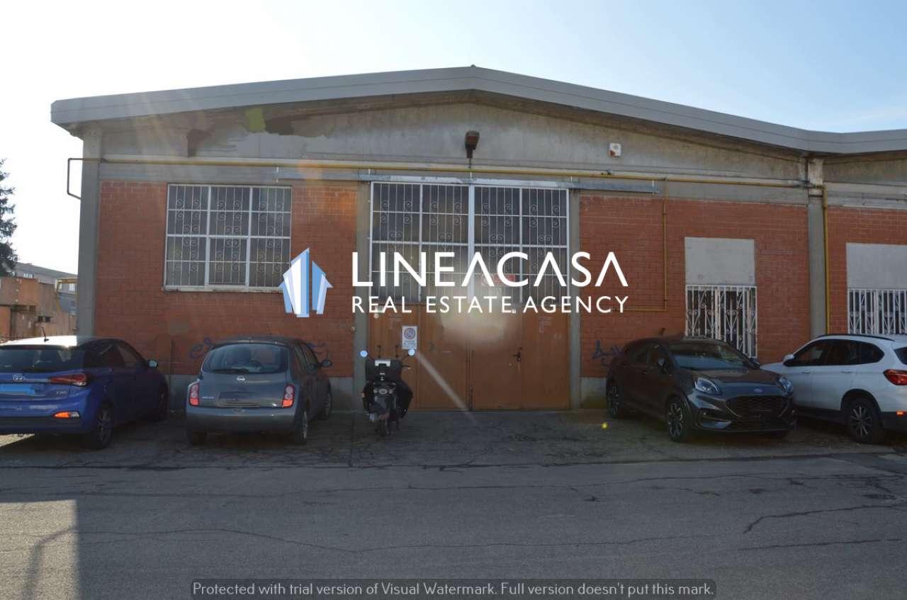 Capannone in vendita a Trezzano sul Naviglio, 1 locali, prezzo € 350.000 | PortaleAgenzieImmobiliari.it