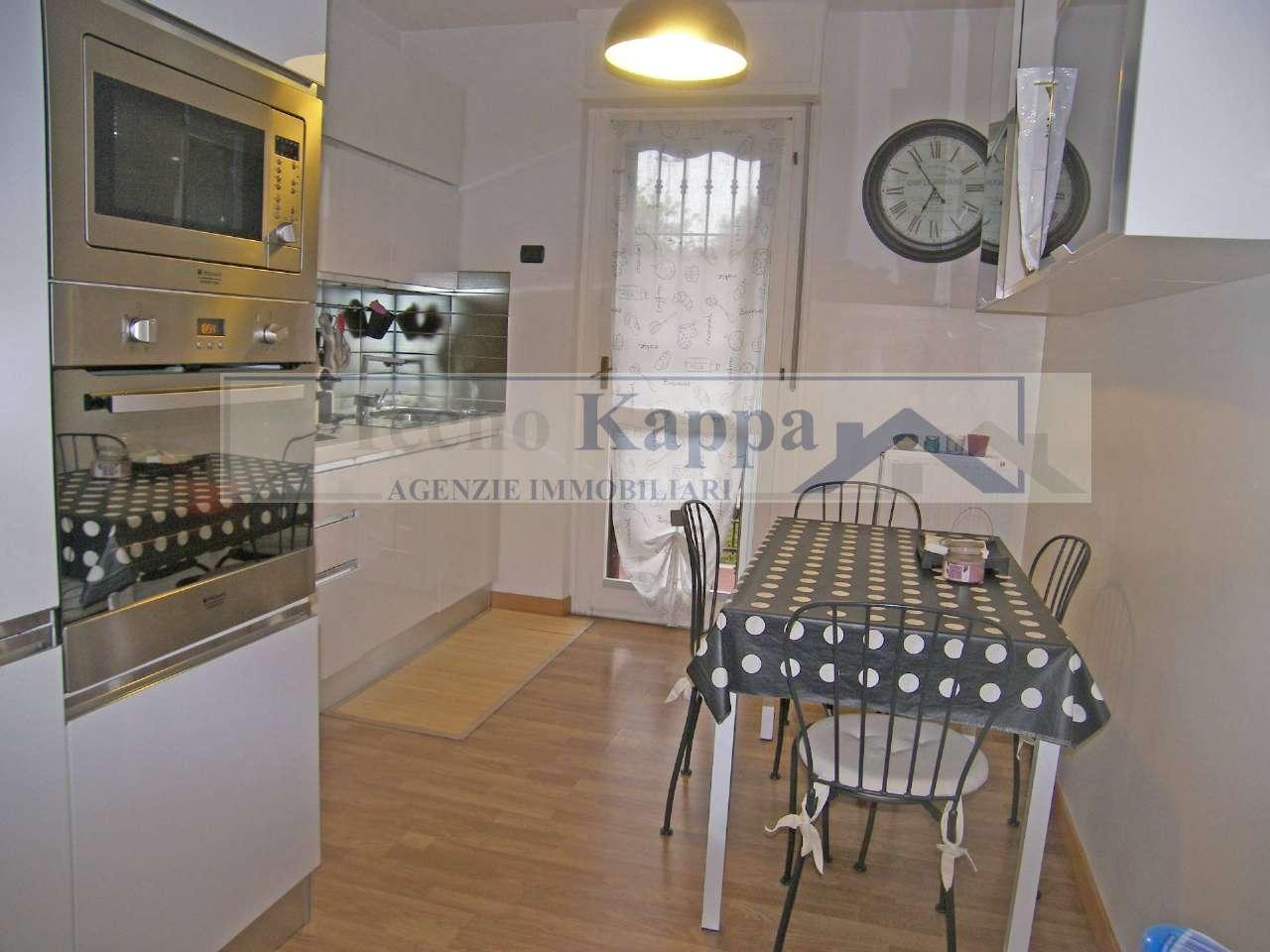 Appartamento ristrutturato in vendita Rif. 6628419