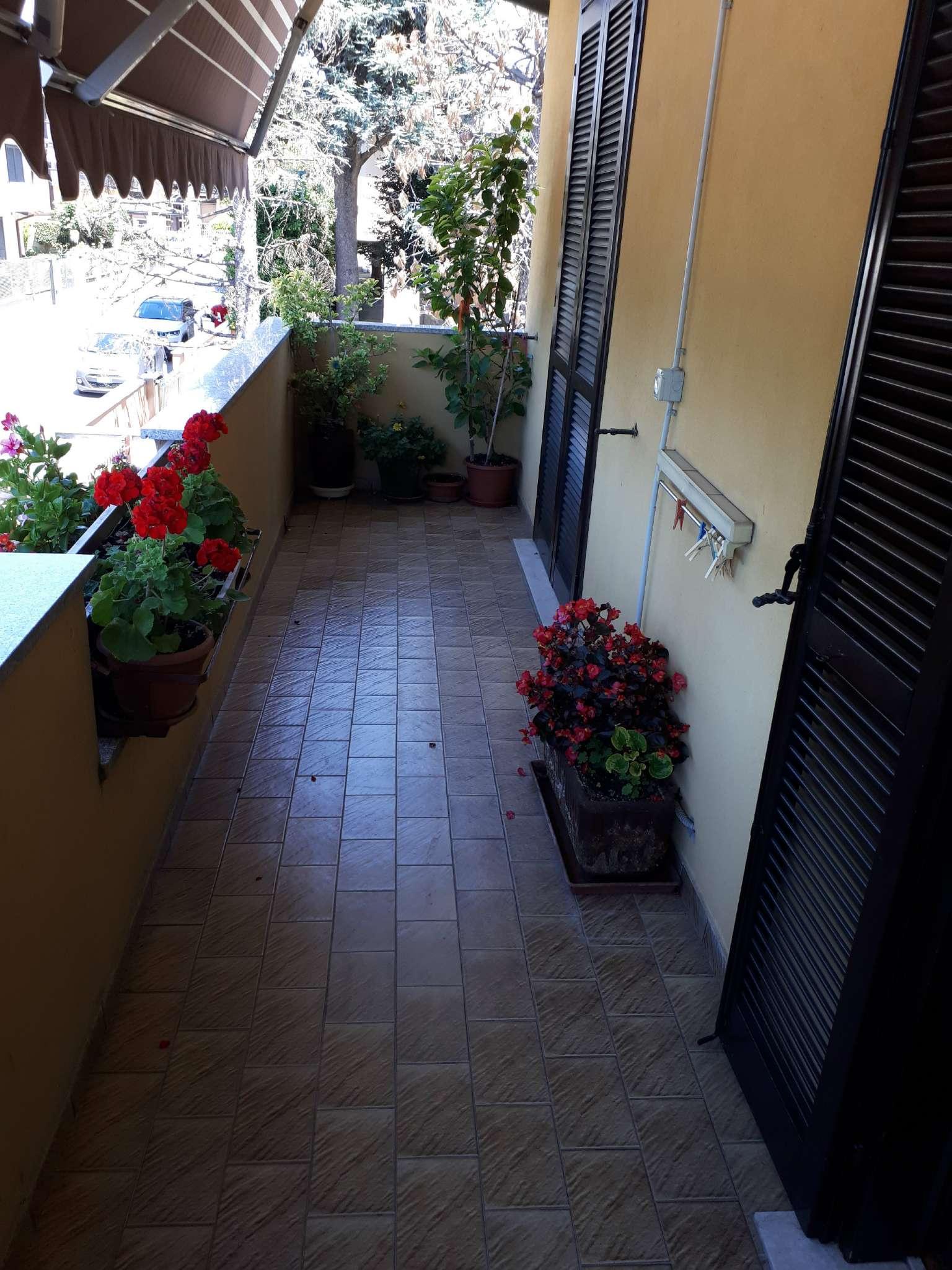 Appartamento in buone condizioni arredato in affitto Rif. 7217475
