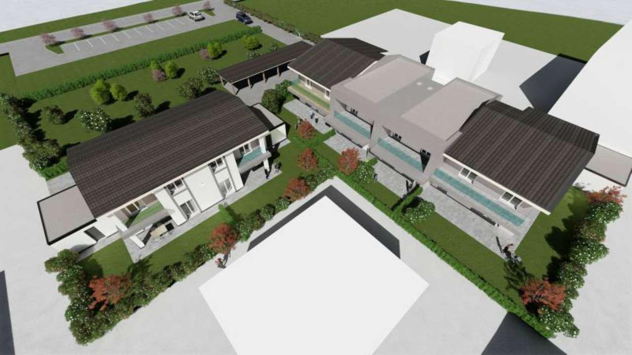 Villa Bifamiliare in vendita a Cesate, 4 locali, prezzo € 395.000   PortaleAgenzieImmobiliari.it