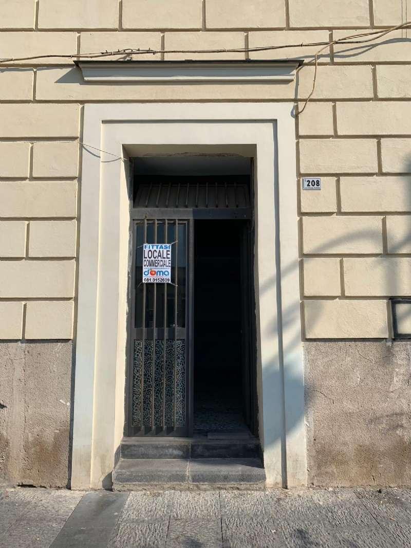 Negozio / Locale in affitto a Portici, 2 locali, prezzo € 500 | CambioCasa.it