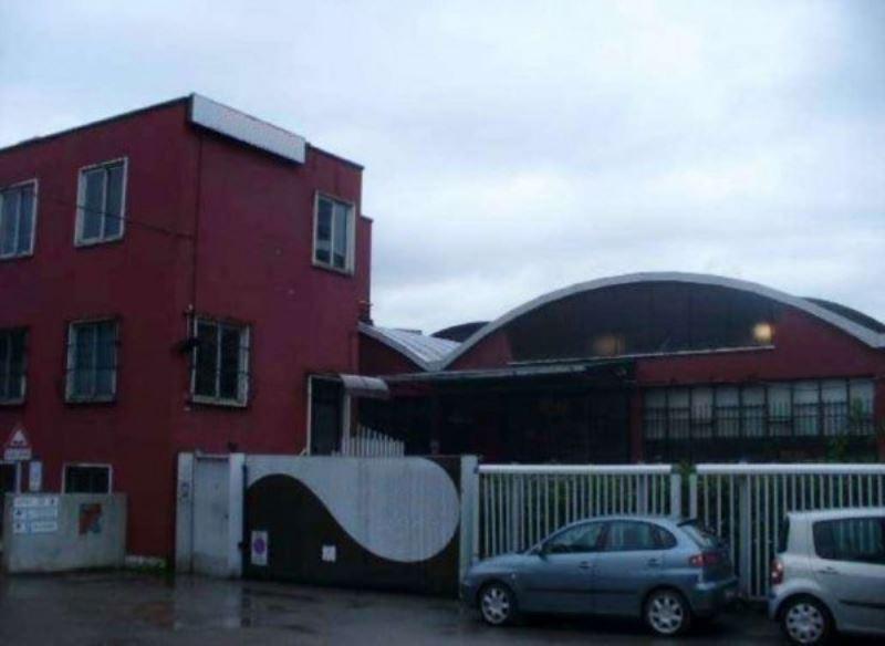 Capannone in vendita a Baranzate, 6 locali, prezzo € 1.179.000 | PortaleAgenzieImmobiliari.it