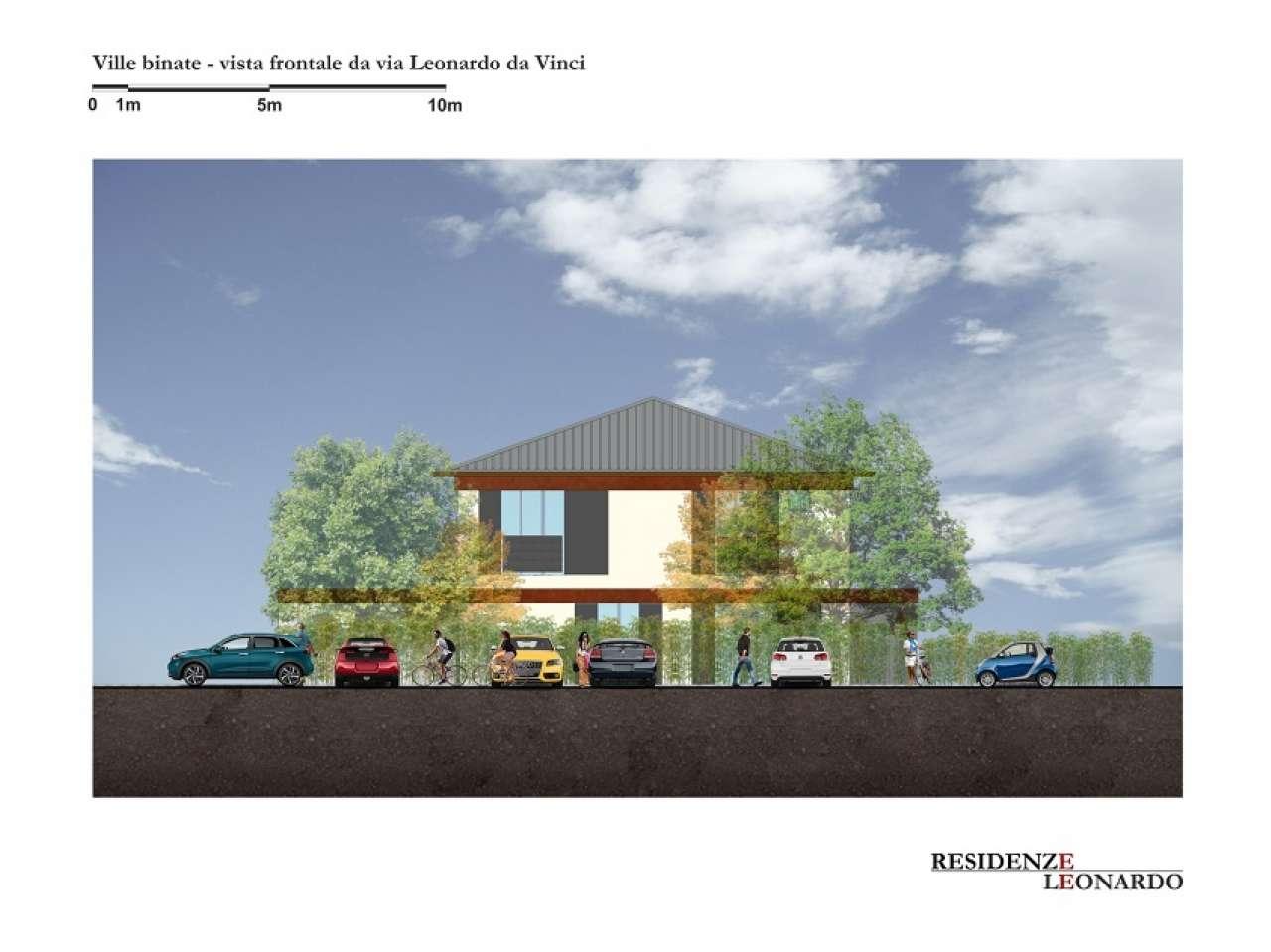 Villa Bifamiliare in vendita a San Martino Siccomario, 5 locali, prezzo € 285.000 | PortaleAgenzieImmobiliari.it
