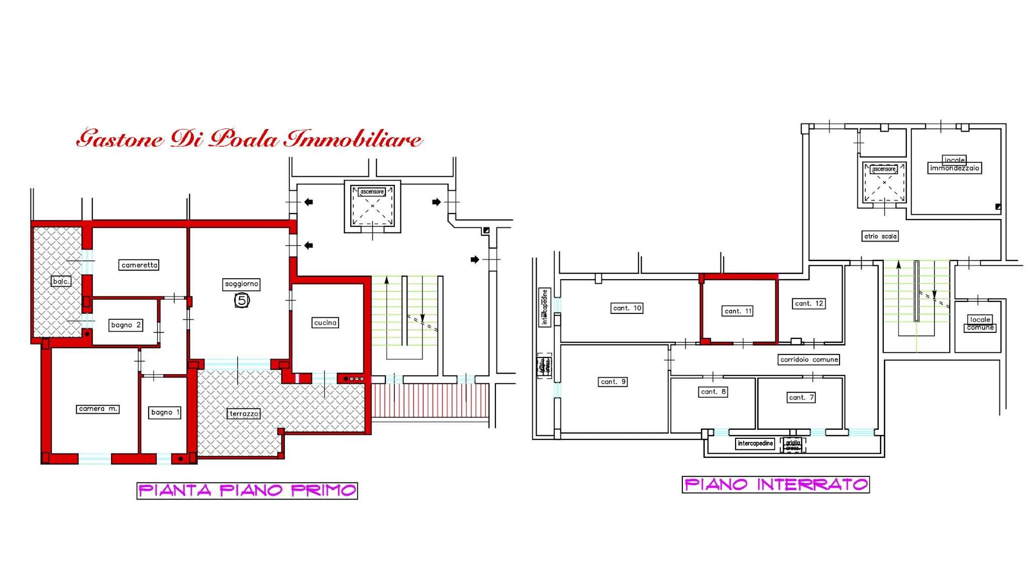 Appartamento in vendita a Solaro, 3 locali, prezzo € 240.000 | PortaleAgenzieImmobiliari.it