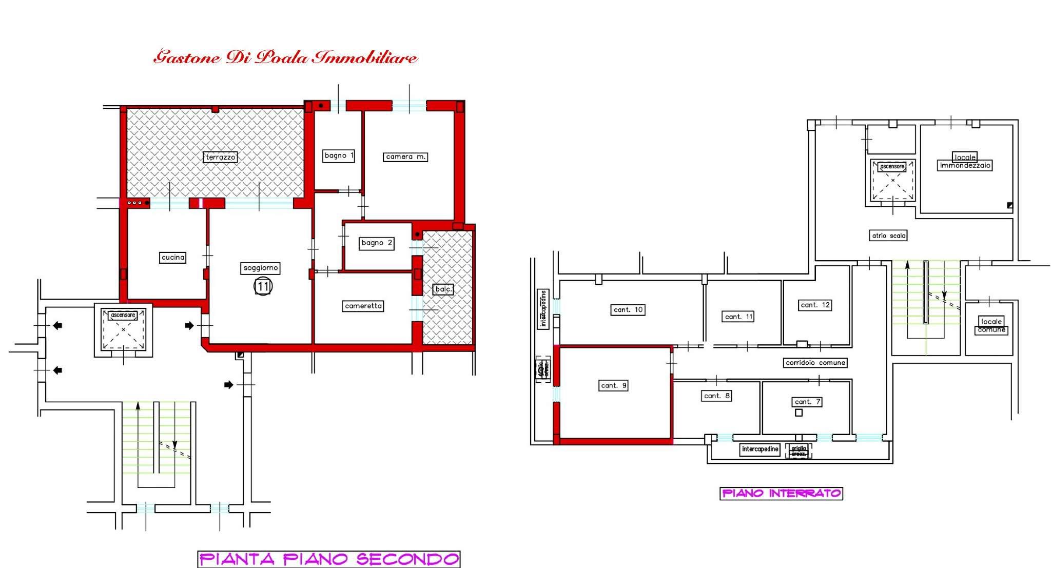 Appartamento in vendita a Solaro, 3 locali, prezzo € 248.600 | PortaleAgenzieImmobiliari.it