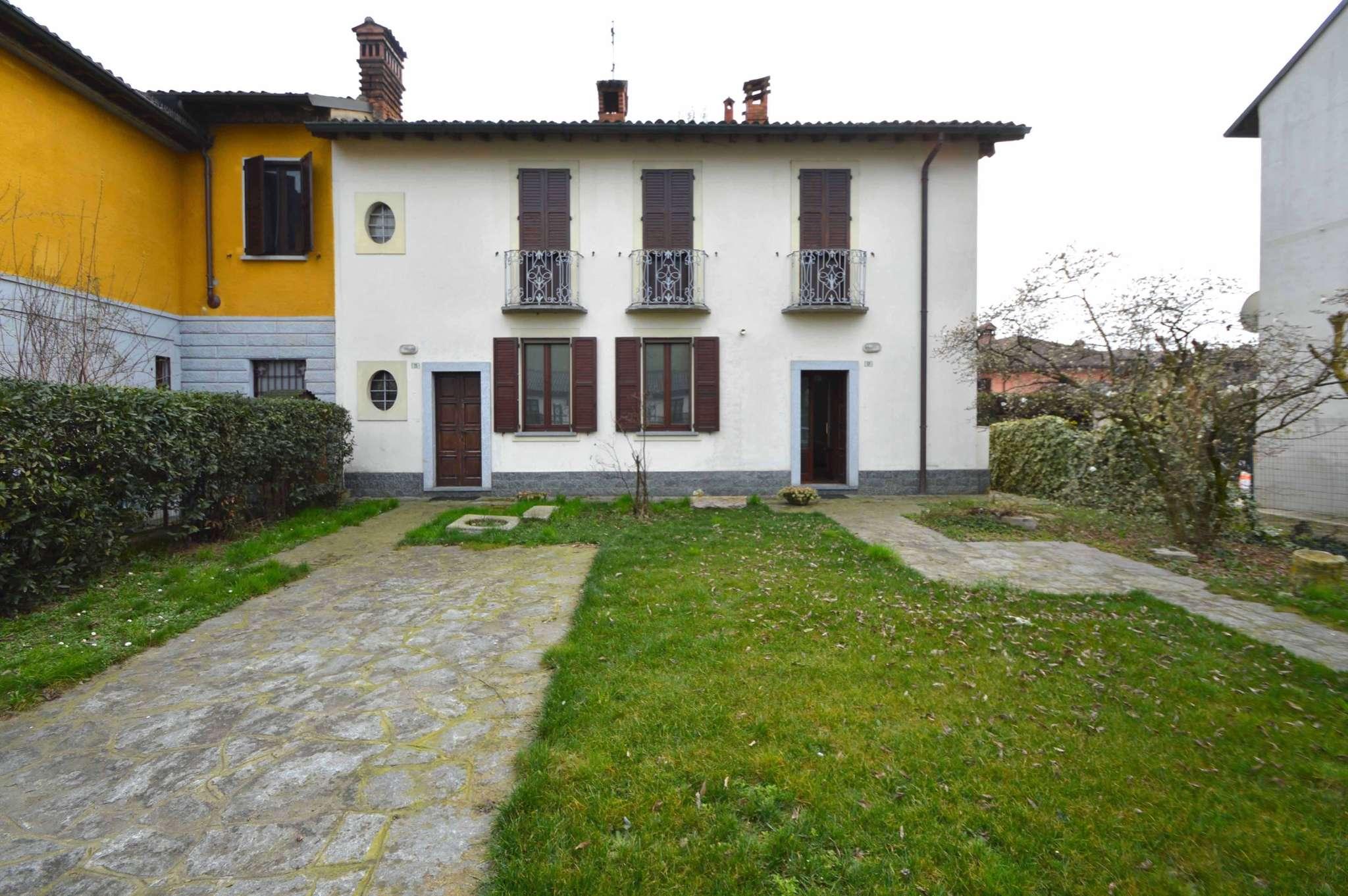 Soluzione Indipendente in vendita a Rosate, 4 locali, prezzo € 285.000   PortaleAgenzieImmobiliari.it
