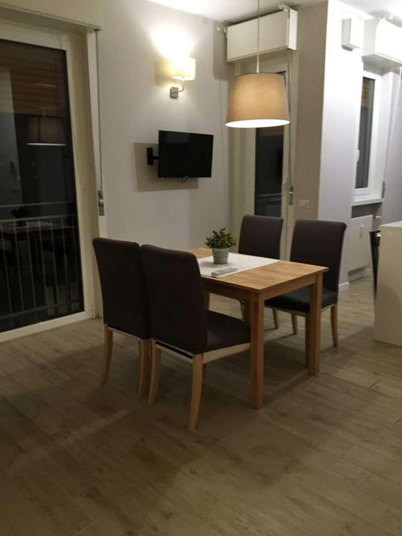 Appartamento in ottime condizioni arredato in affitto Rif. 9487836