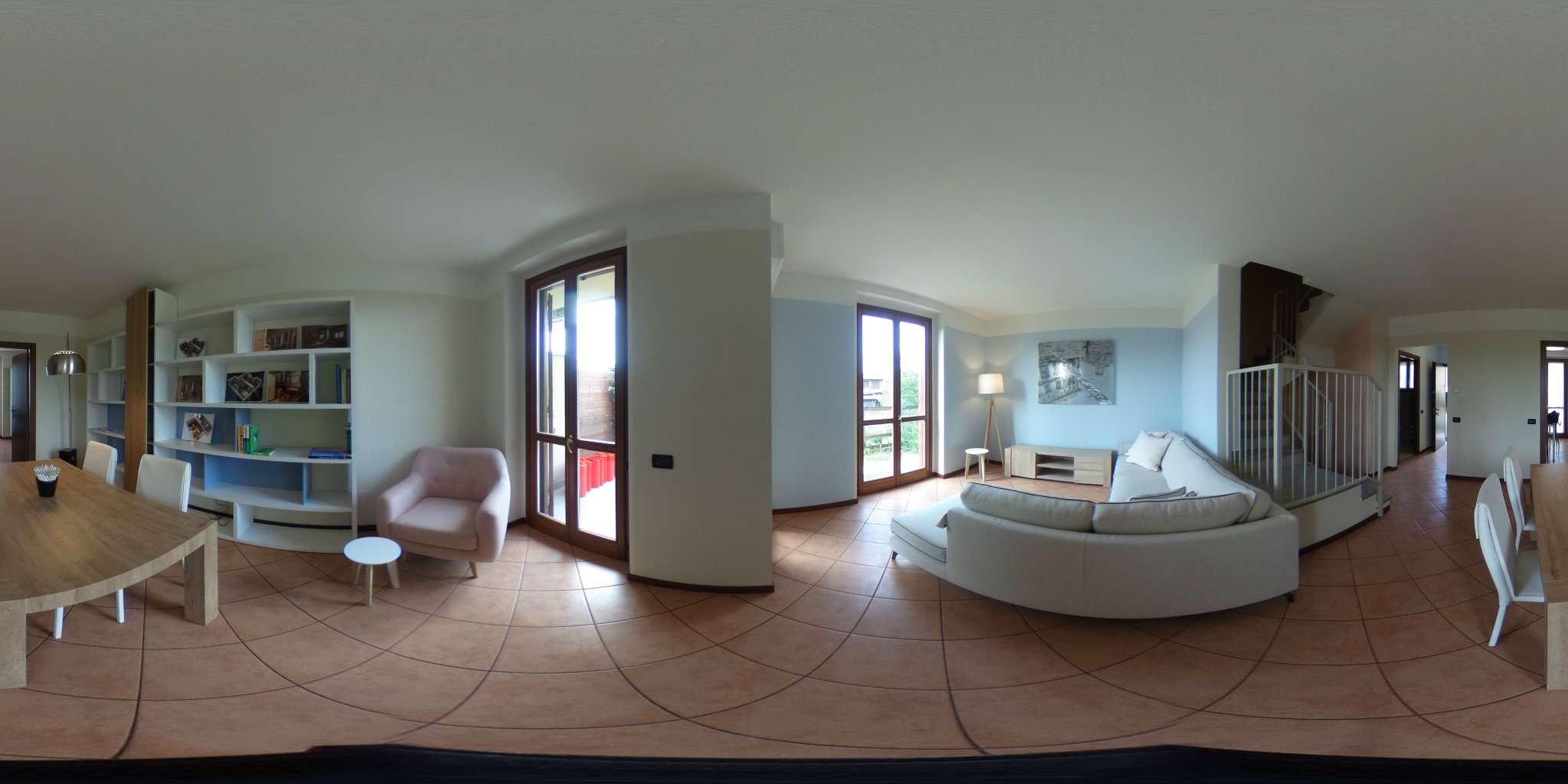 Villa a Schiera in vendita a Albairate, 5 locali, prezzo € 240.000   CambioCasa.it