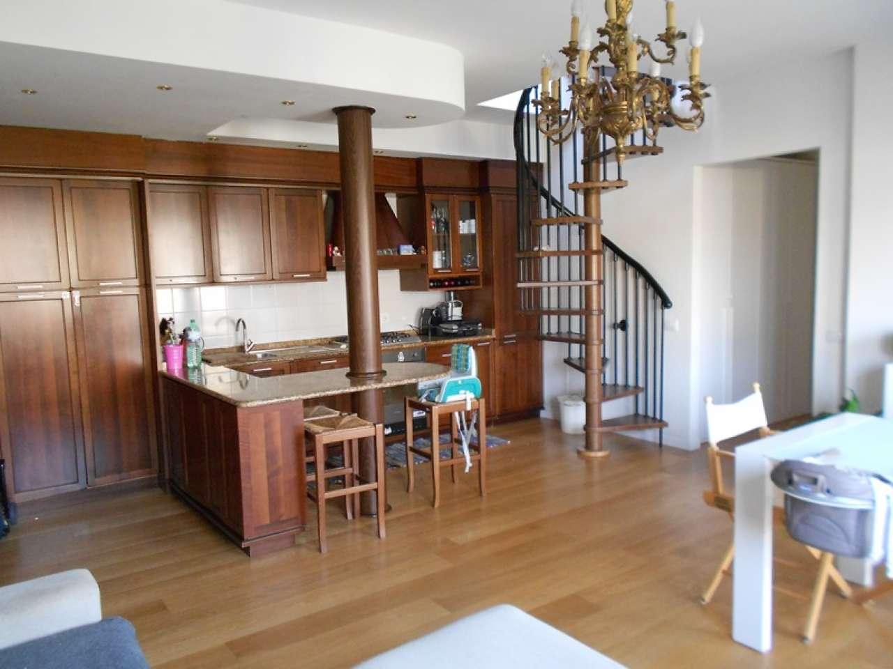 Appartamento ristrutturato parzialmente arredato in vendita Rif. 7245205