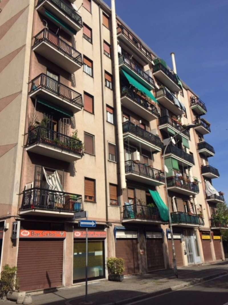 Appartamento in buone condizioni arredato in affitto Rif. 6393622