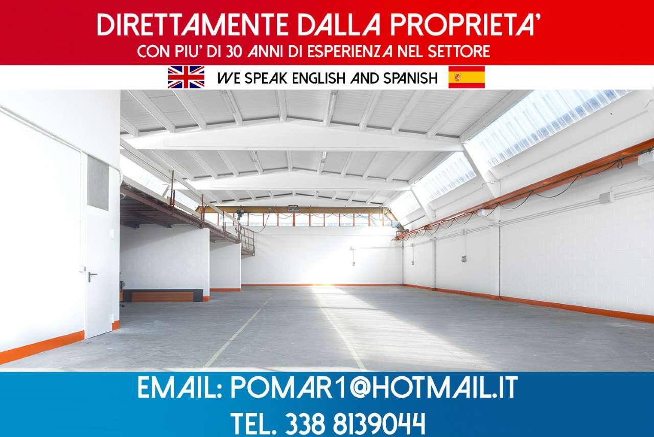 Capannone in affitto a Opera, 3 locali, prezzo € 1.850 | PortaleAgenzieImmobiliari.it