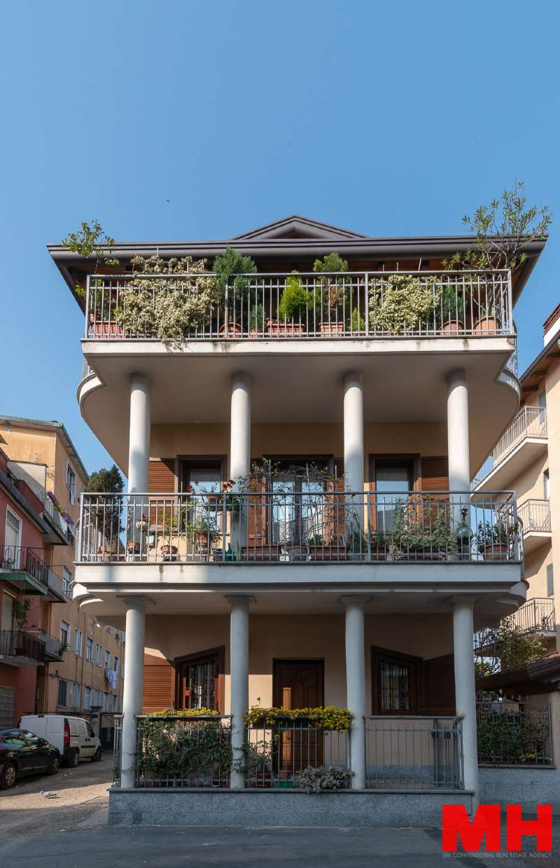 Agenzia Corso Immobiliare Bisceglie trilocale in vendita a milano - zona: 13 . baggio, forze armate, quinto  romano, bisceglie, valsesia