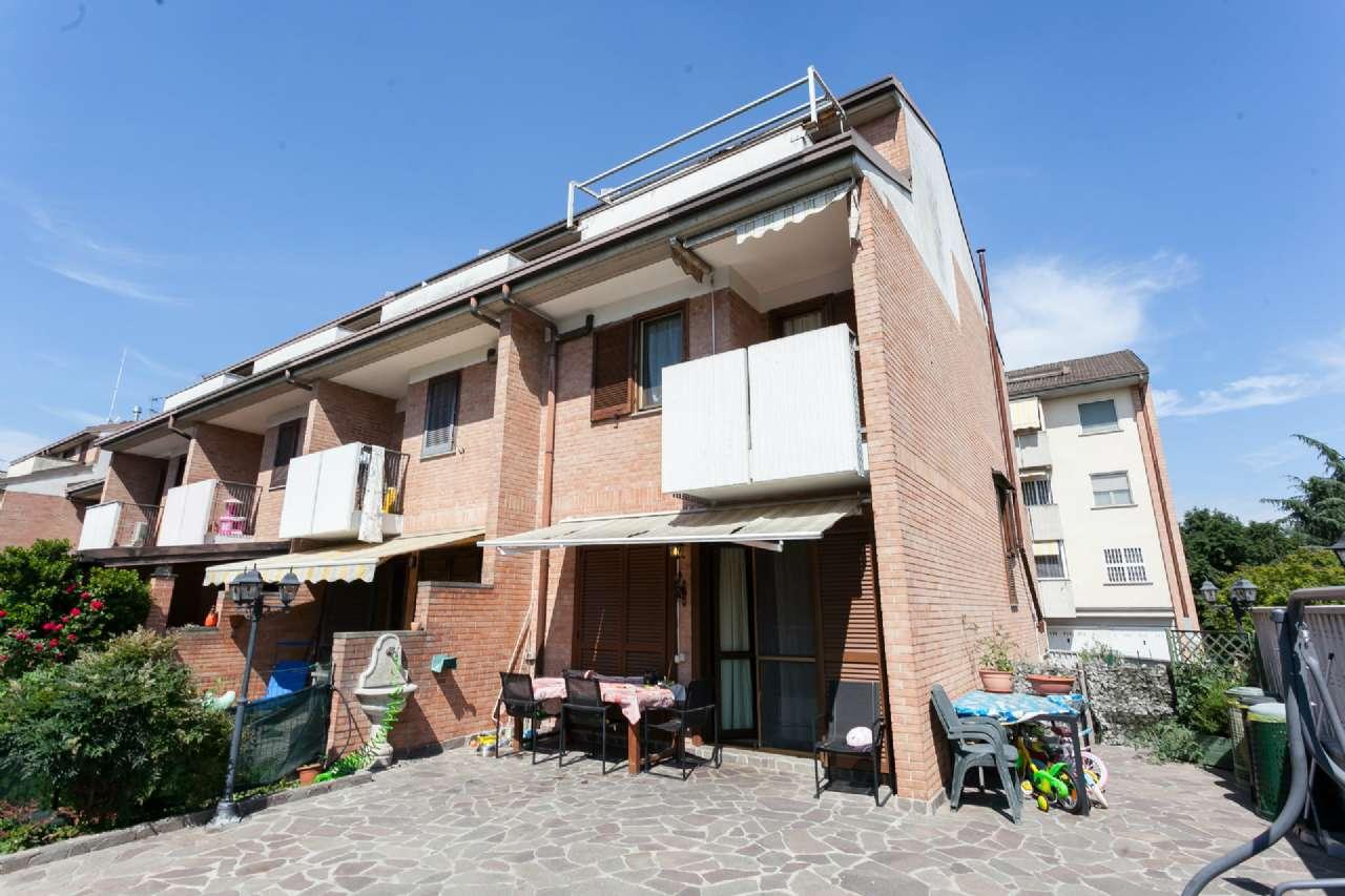 Villetta a schiera in ottime condizioni in vendita Rif. 9349427