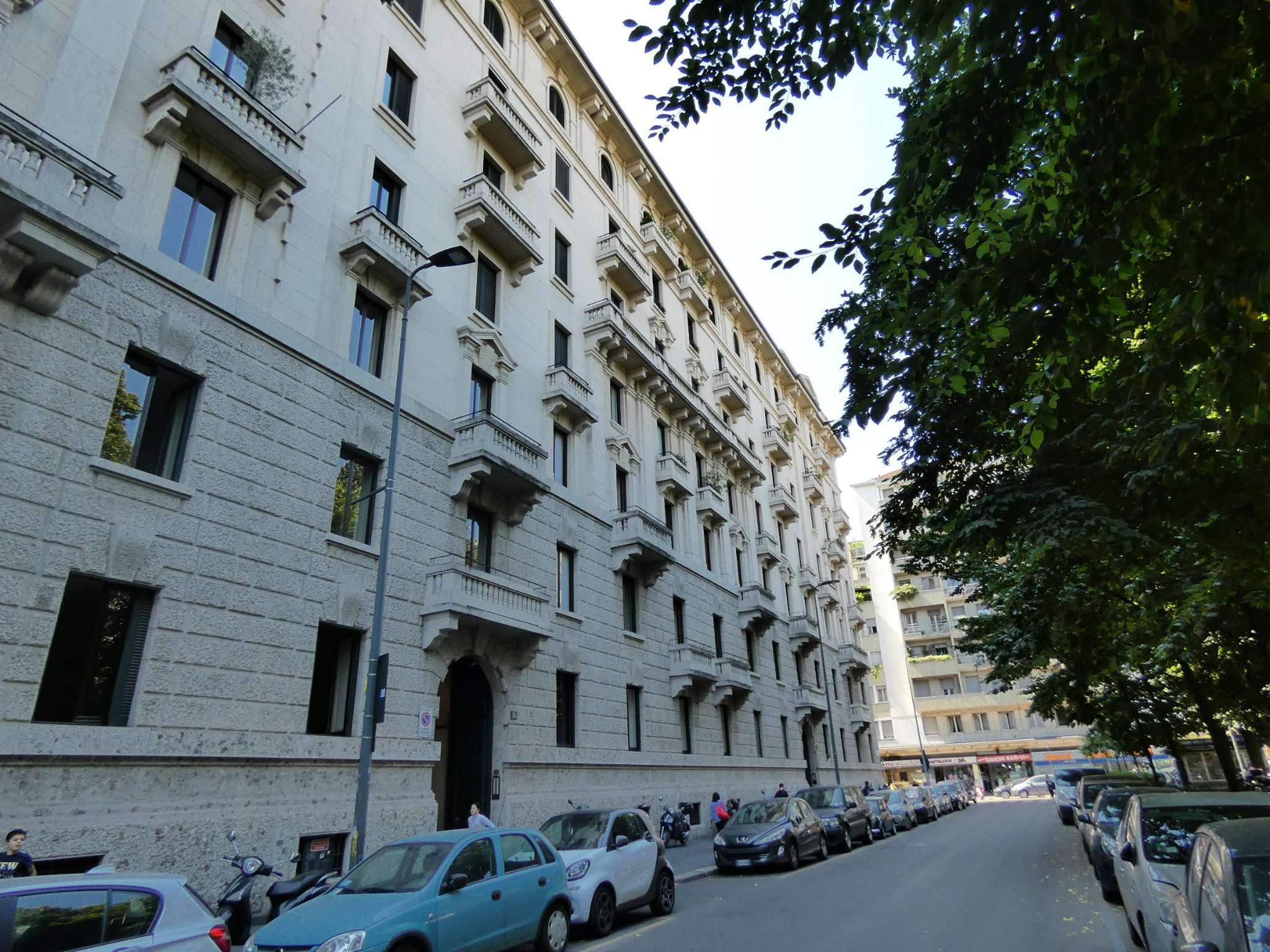 Affitto Milano Via Benedetto Marcello 195 mq
