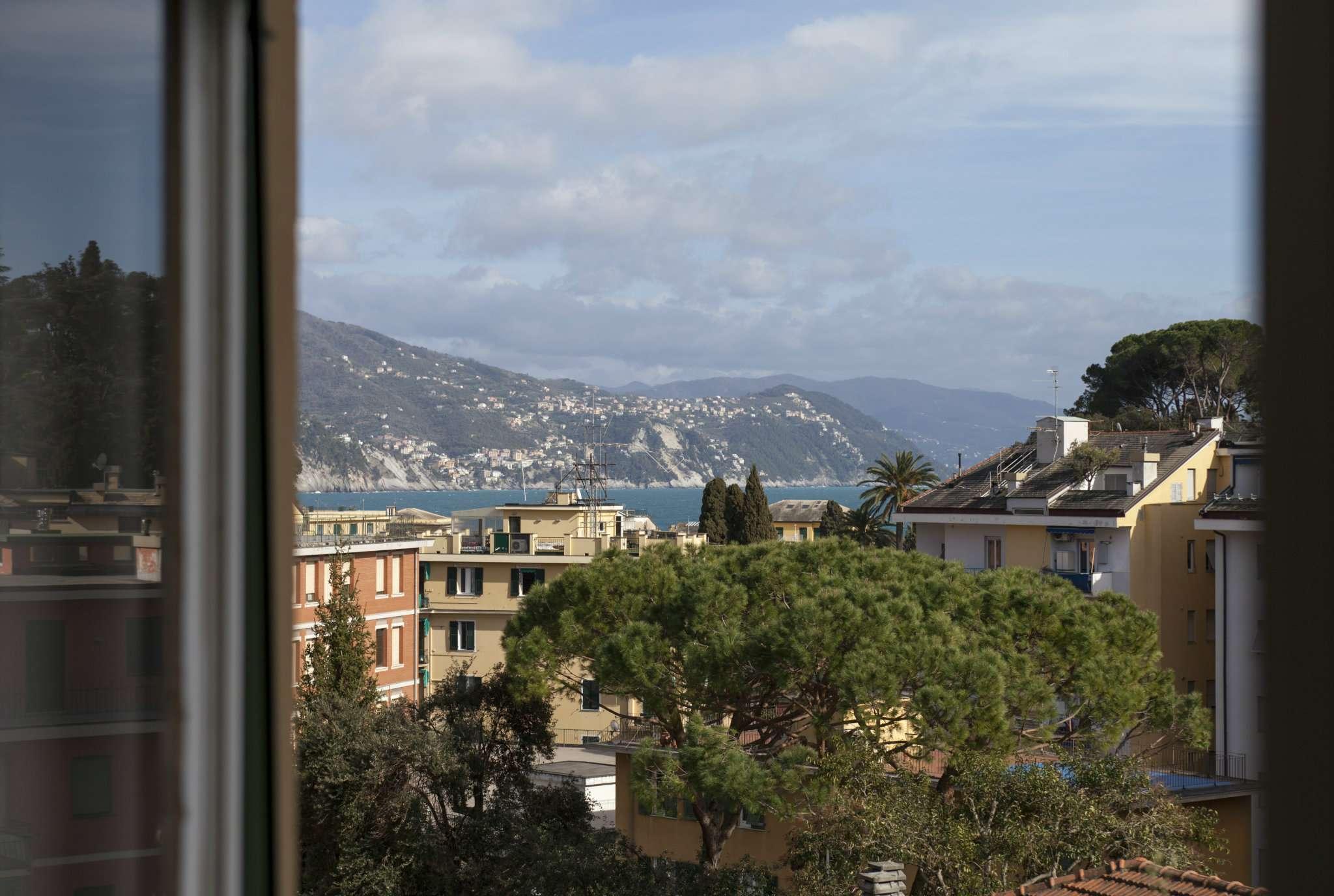 Appartamento in vendita a Santa Margherita Ligure, 4 locali, prezzo € 840.000 | CambioCasa.it