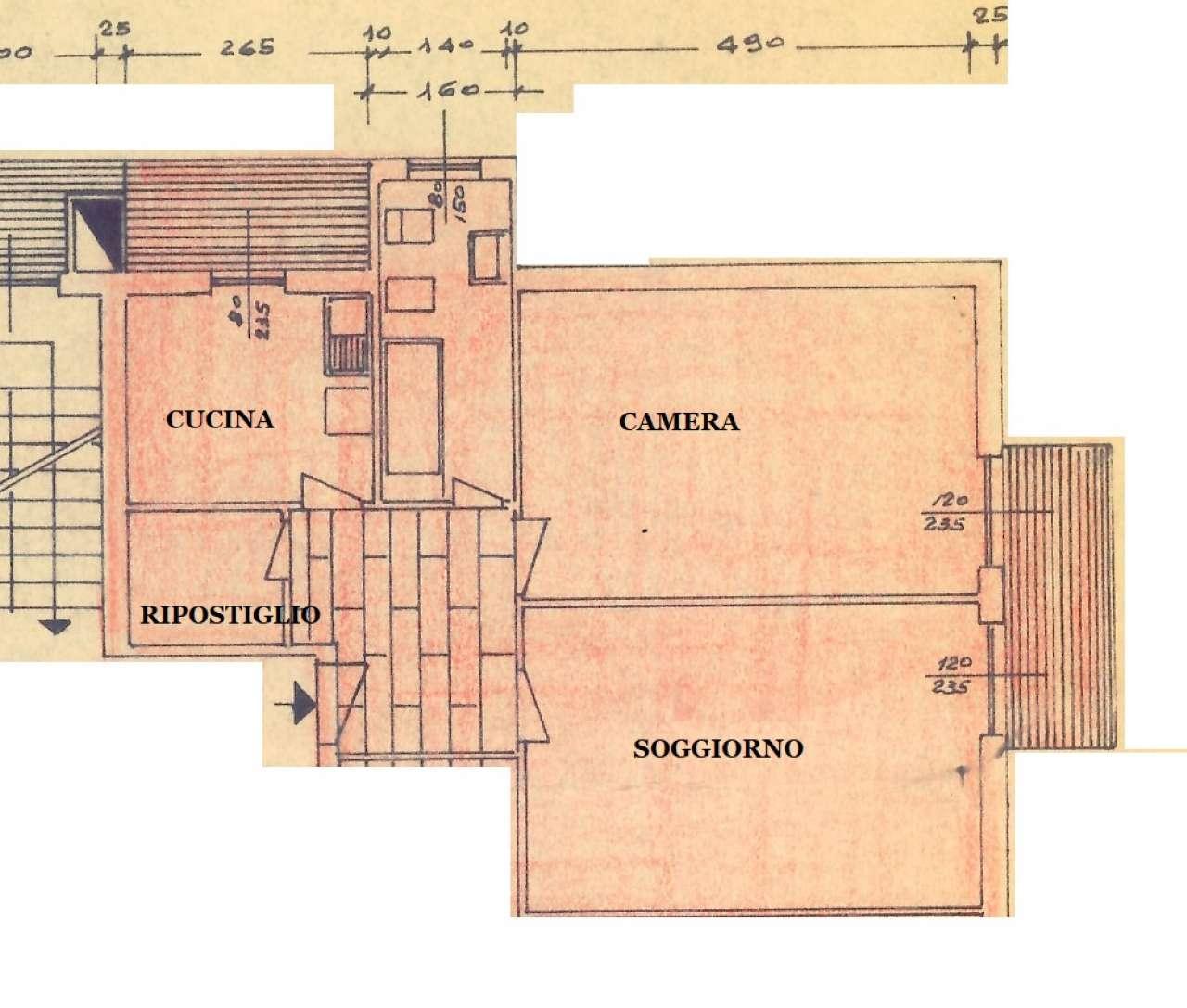 Appartamento in vendita a Bresso, 2 locali, prezzo € 145.000   PortaleAgenzieImmobiliari.it