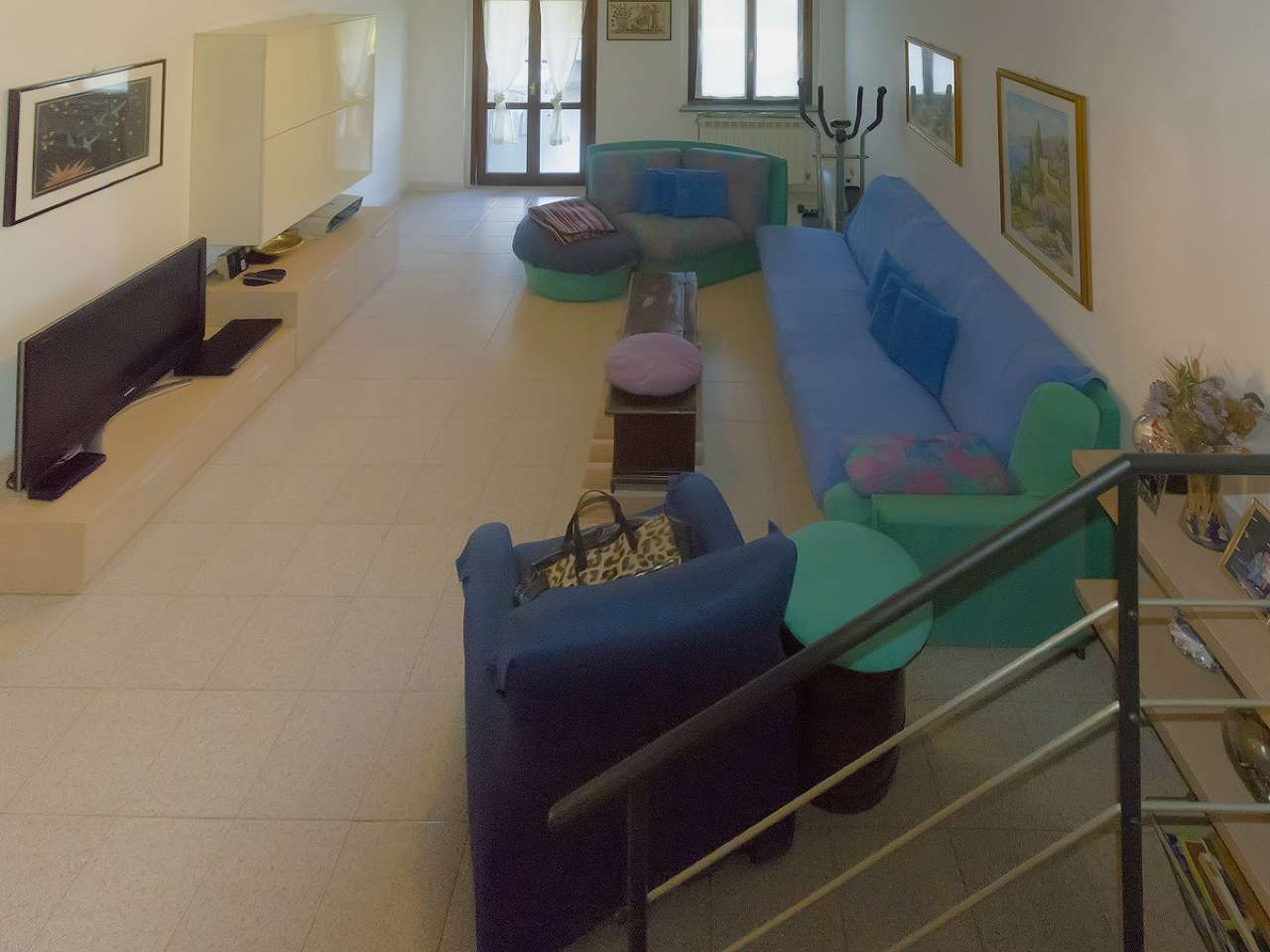 Villa a Schiera in vendita a Lacchiarella, 4 locali, prezzo € 200.000   CambioCasa.it