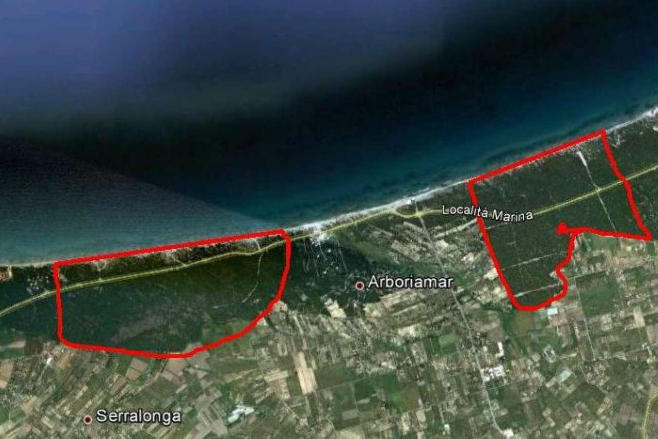 area litorale Sardegna nord