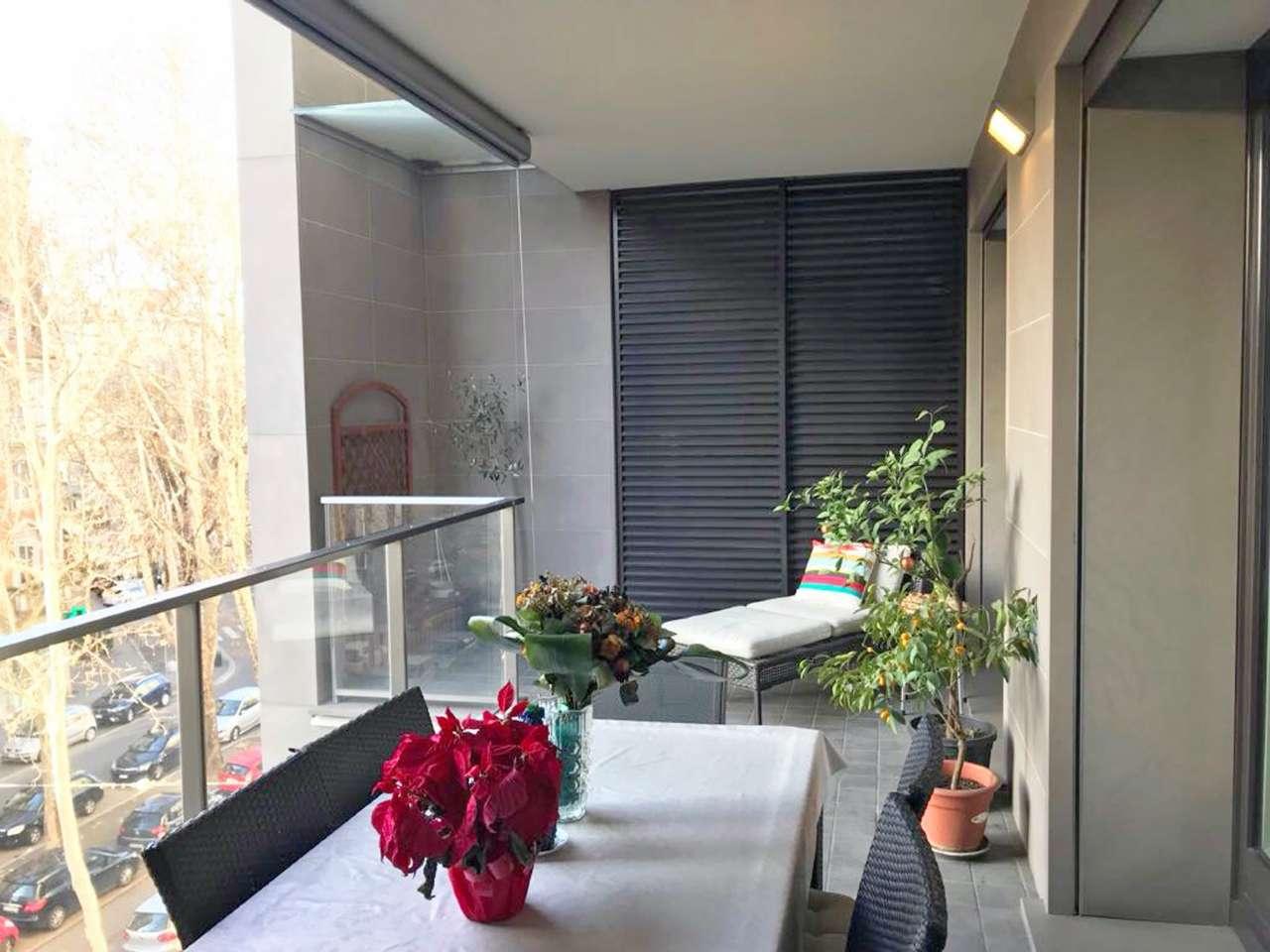 appartamento con terrazzo e aria condizionata a Milano - Cambiocasa.it