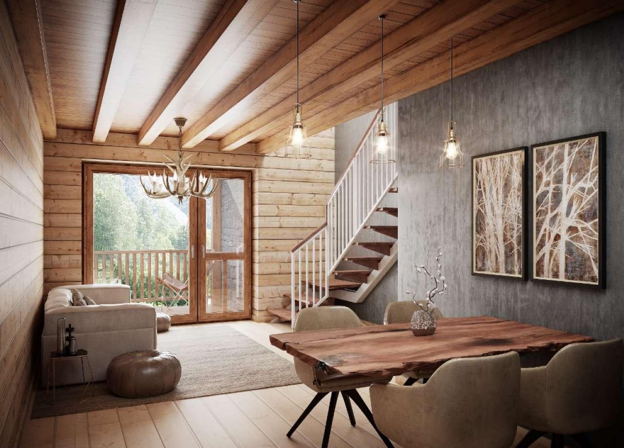 Appartamento in vendita a La Salle, 2 locali, prezzo € 238.500 | CambioCasa.it