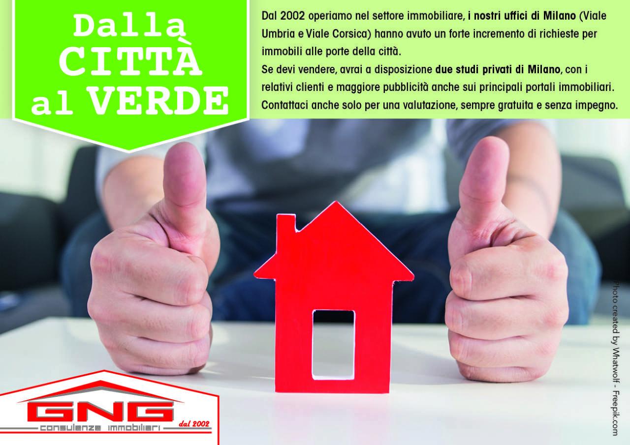 Appartamento in vendita a Melegnano, 2 locali, prezzo € 105.000   CambioCasa.it