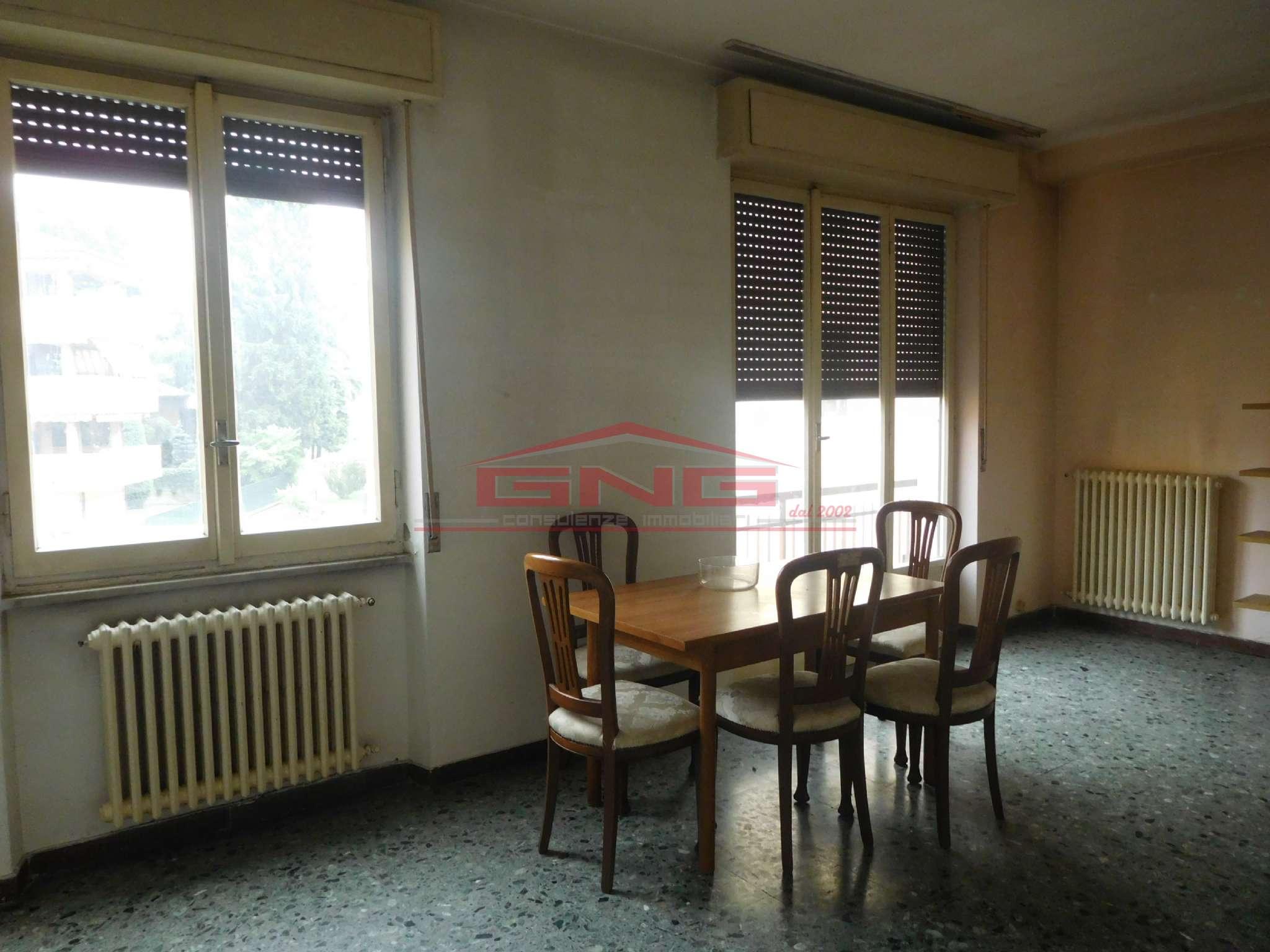 Appartamento in vendita a Melegnano, 3 locali, prezzo € 110.000 | CambioCasa.it