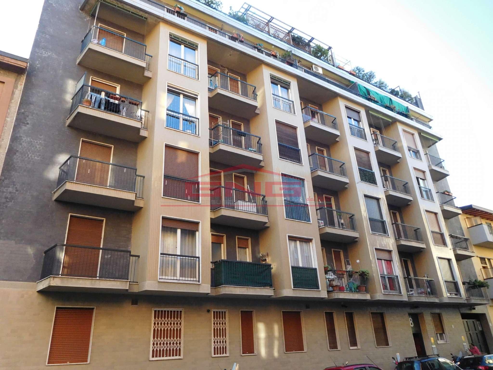 Appartamento in buone condizioni parzialmente arredato in vendita Rif. 8914231