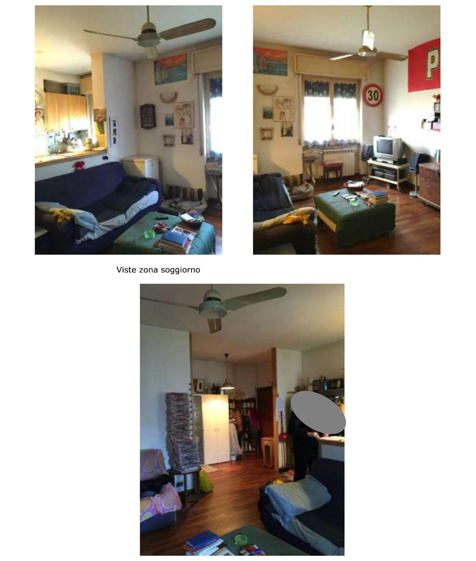 Appartamento in buone condizioni in vendita Rif. 8818265