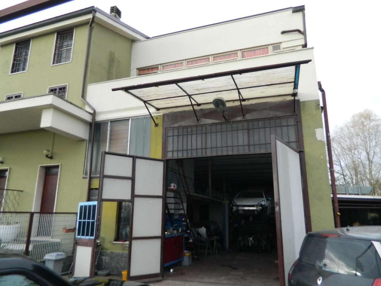 Capannone in vendita a Rozzano, 1 locali, prezzo € 180.000 | PortaleAgenzieImmobiliari.it