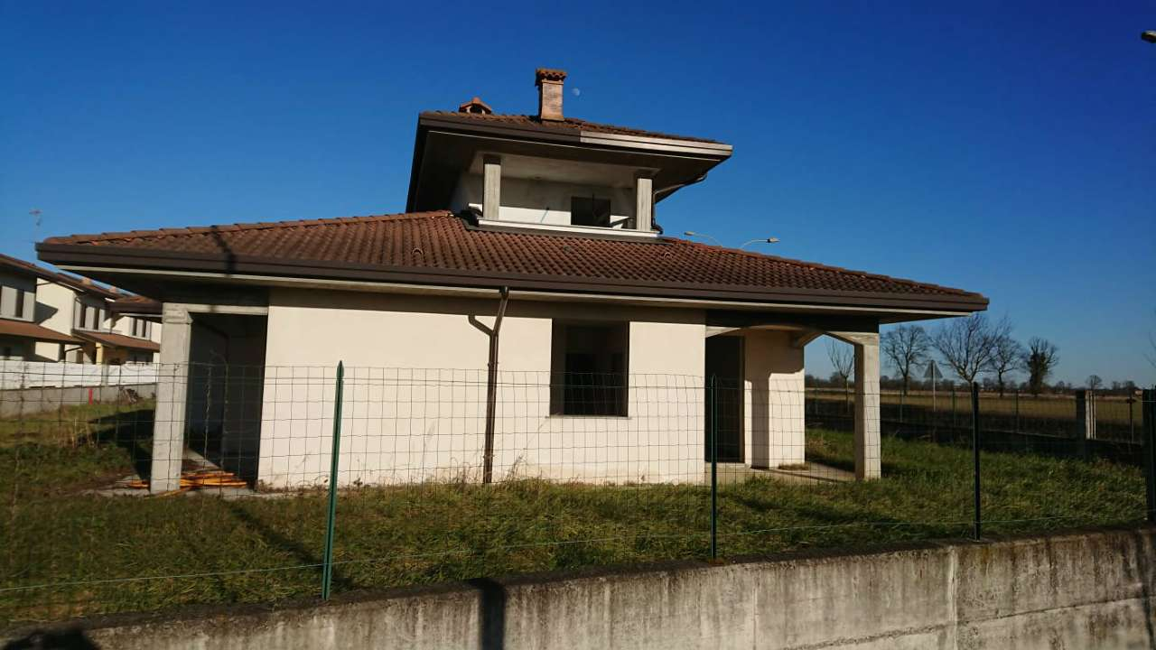 Villa Bifamiliare in vendita a Sant'Alessio con Vialone, 4 locali, prezzo € 195.000 | CambioCasa.it