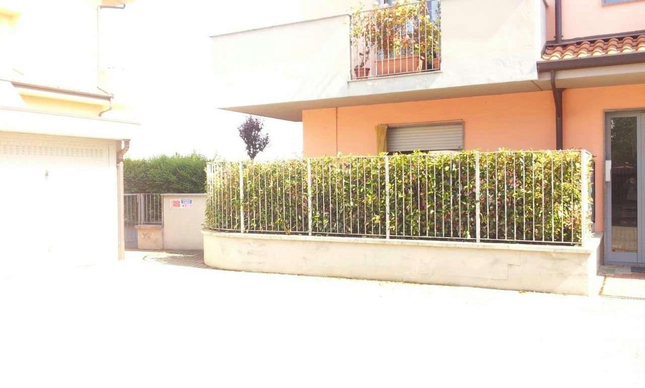 Appartamento parzialmente arredato in vendita Rif. 7256823