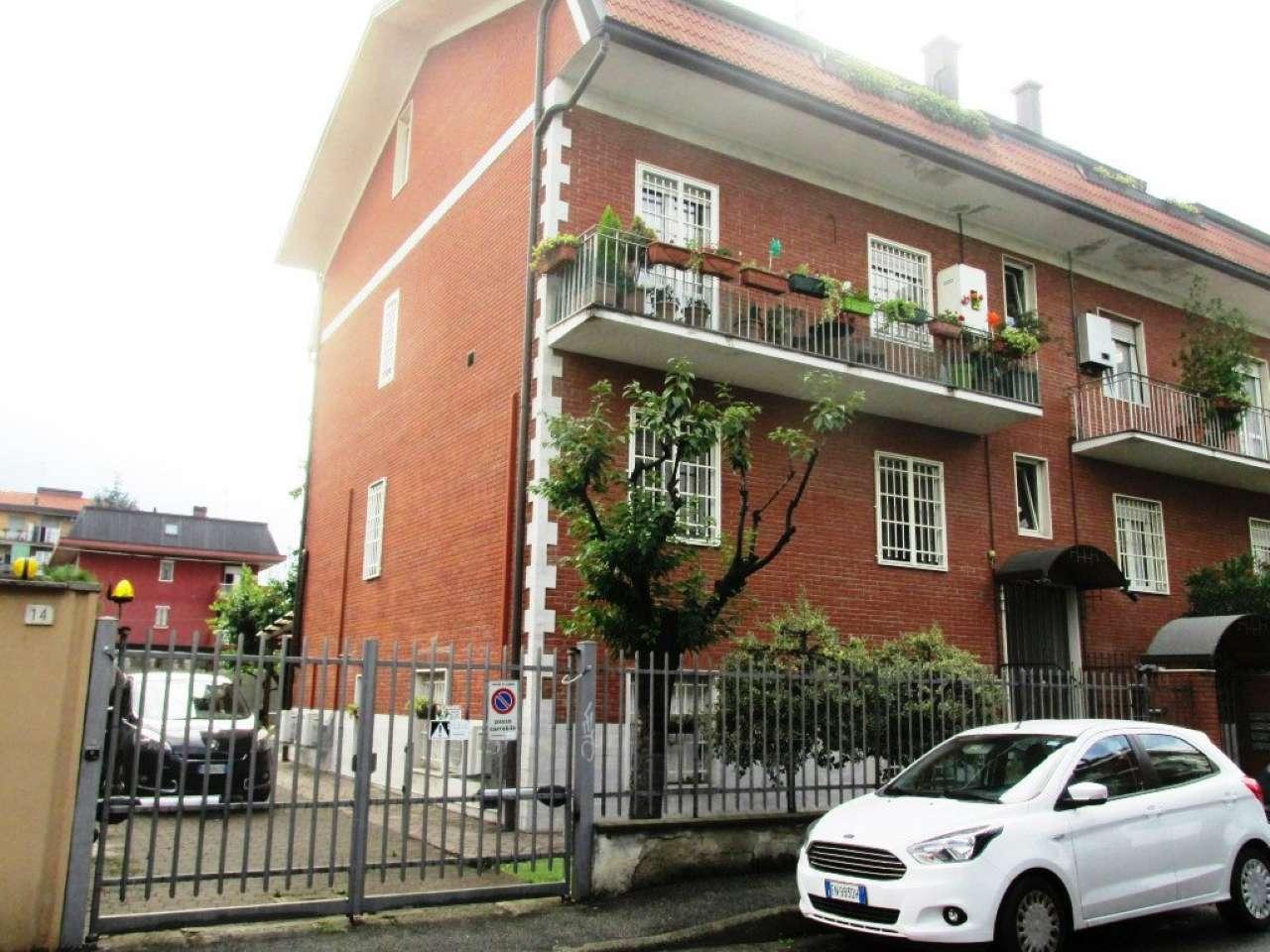 Appartamento in buone condizioni arredato in affitto Rif. 8533935