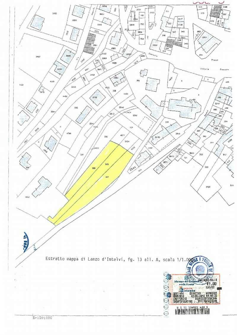 Terreno Edificabile Residenziale in vendita a Lanzo d'Intelvi, 9999 locali, prezzo € 95.000 | PortaleAgenzieImmobiliari.it